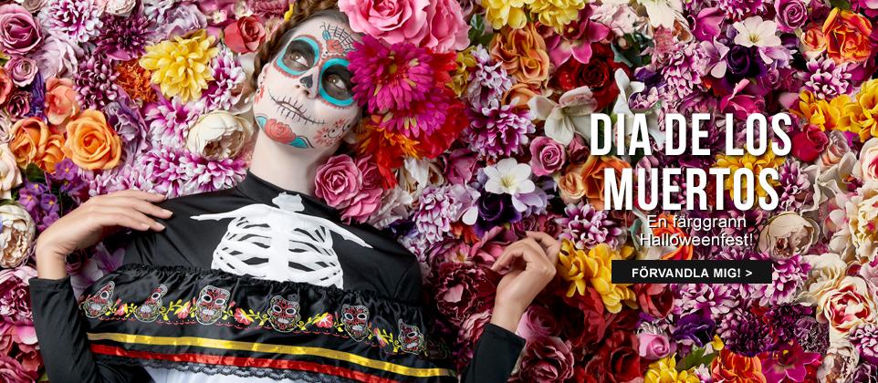Fira Dia de los Muertos - En Halloweenfest med färg och elegans!