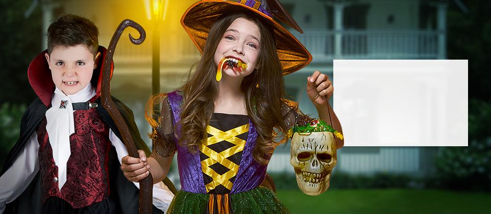 Barnens Halloween