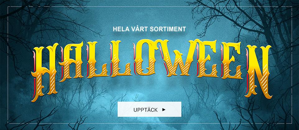 Halloween är här!