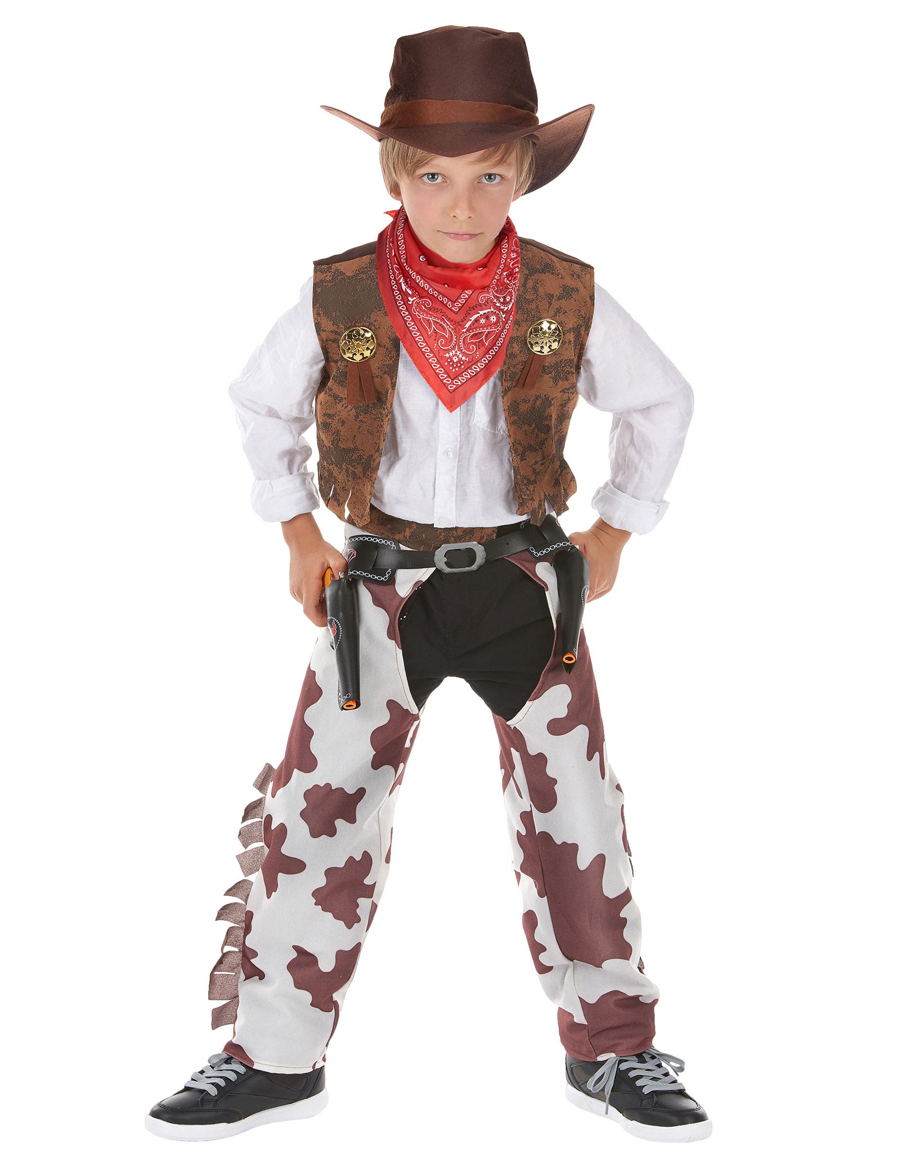 Cool cowboy - utklädnad barn bf6d9dd3f490c