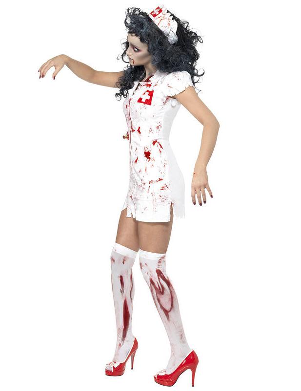 zombie halloween dräkter