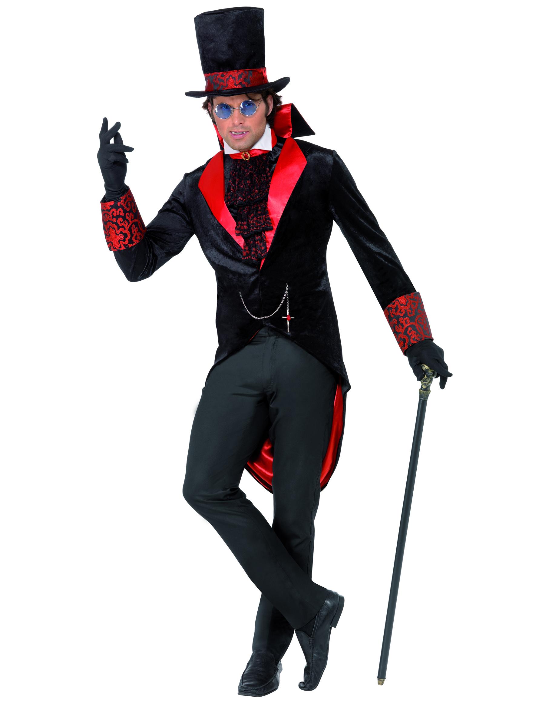 Maskeradkläder för vuxna Halloween Magi och skräck Vampyrer 400 ... 38ee52cc6ffc1