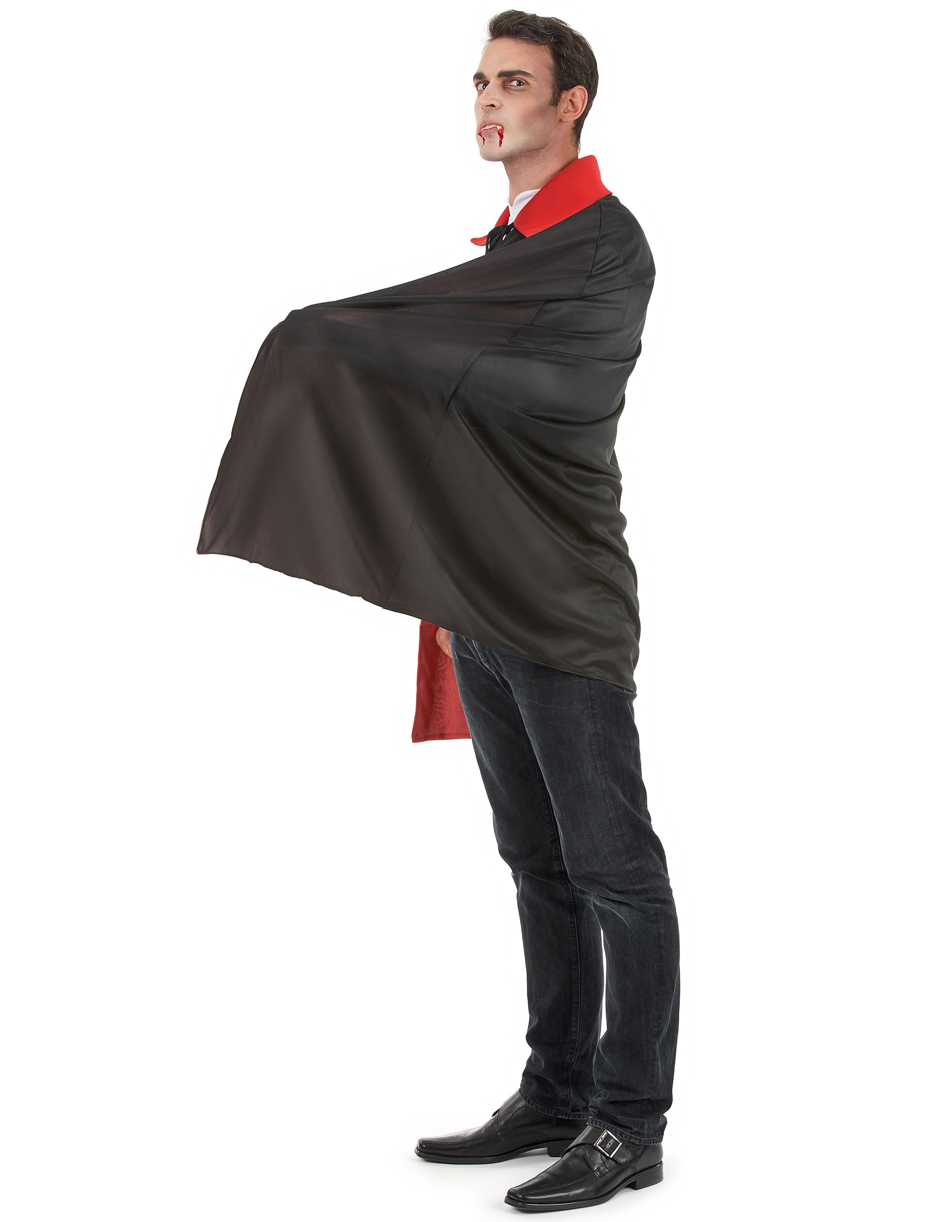 Vampyrkostym - Kläder till Halloween för vuxna-1 28cfacce97bdb