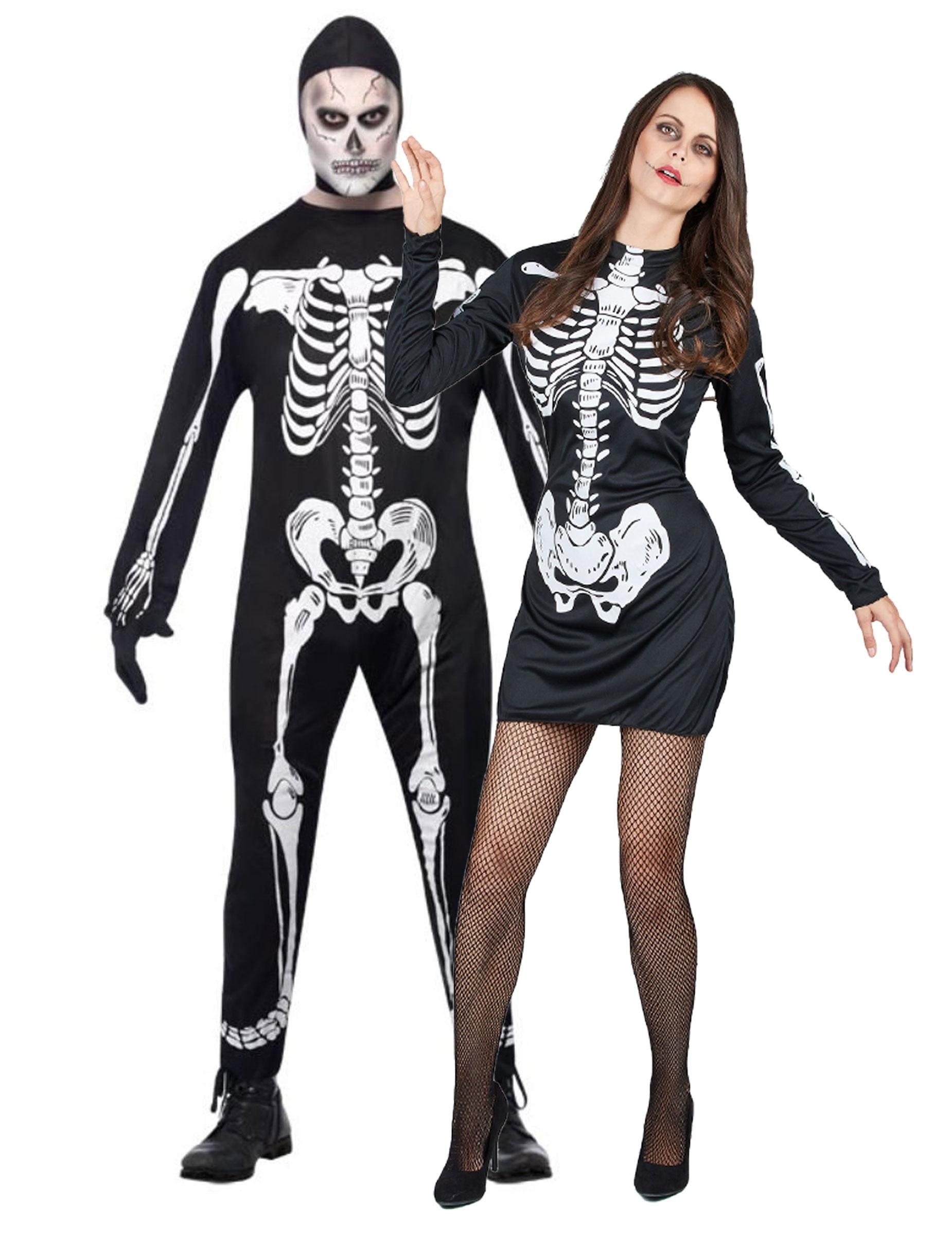 halloween par kostym