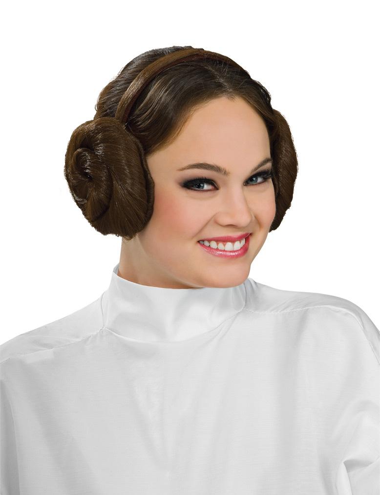 Prinsessan Leia Organa Star Wars™ diadem vuxen 5e91516d889bd