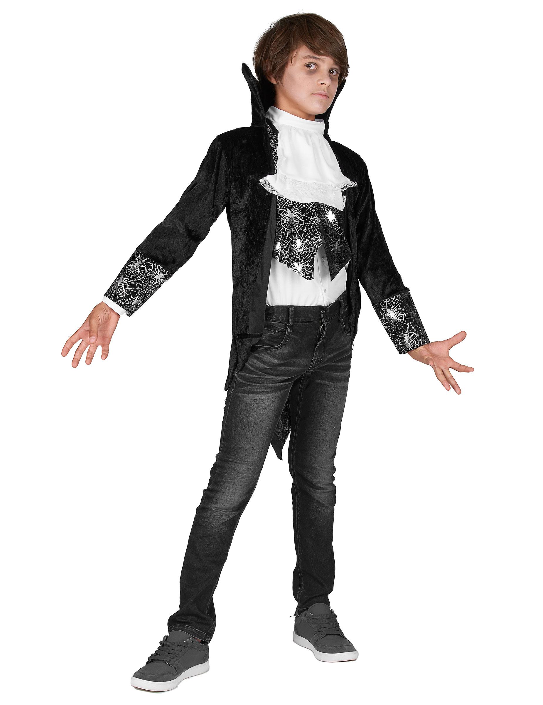 Vampyrgreve - utklädnad barn Halloween 63c22d6fa8ecc