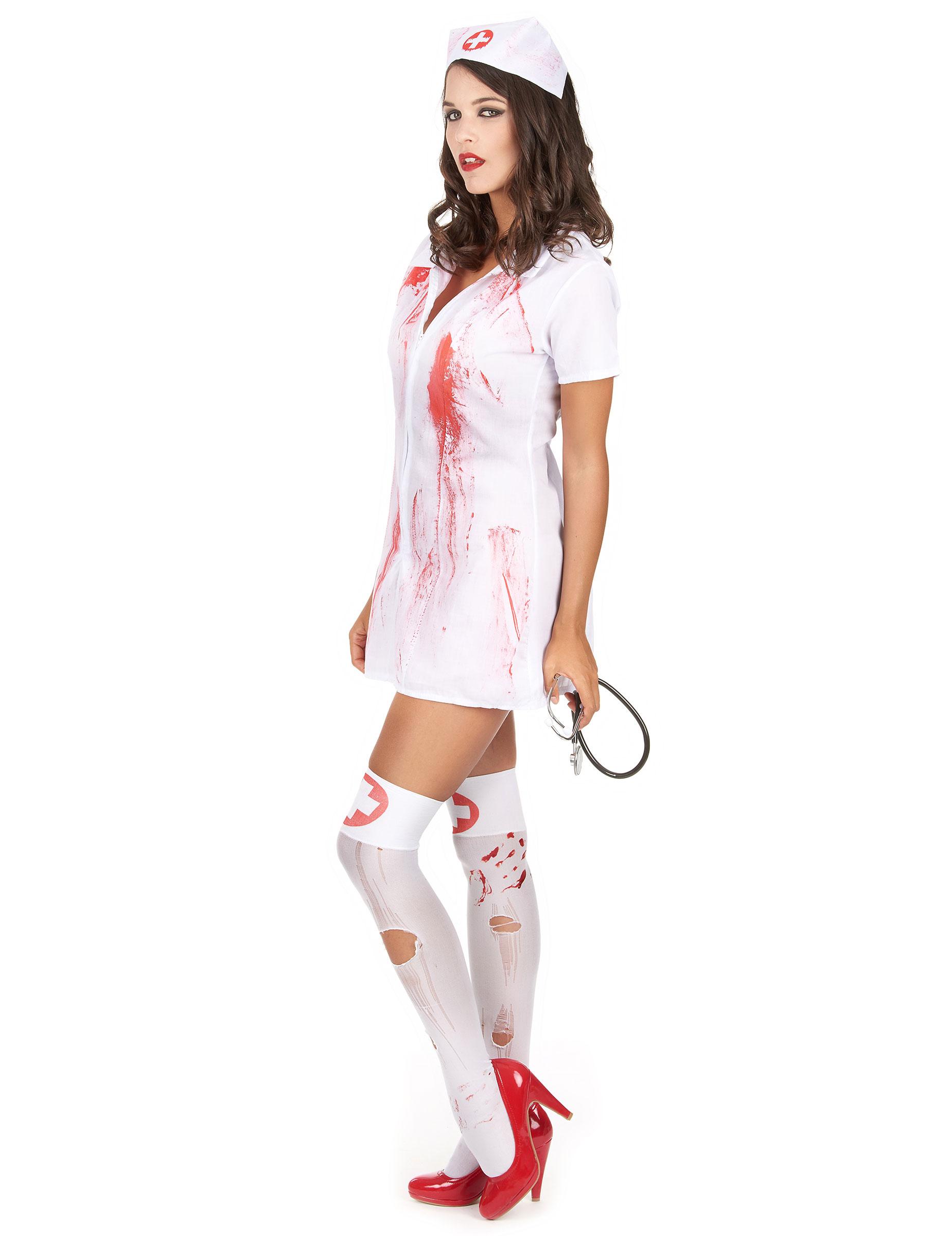 Halloween Dräkt Sjuksköterska