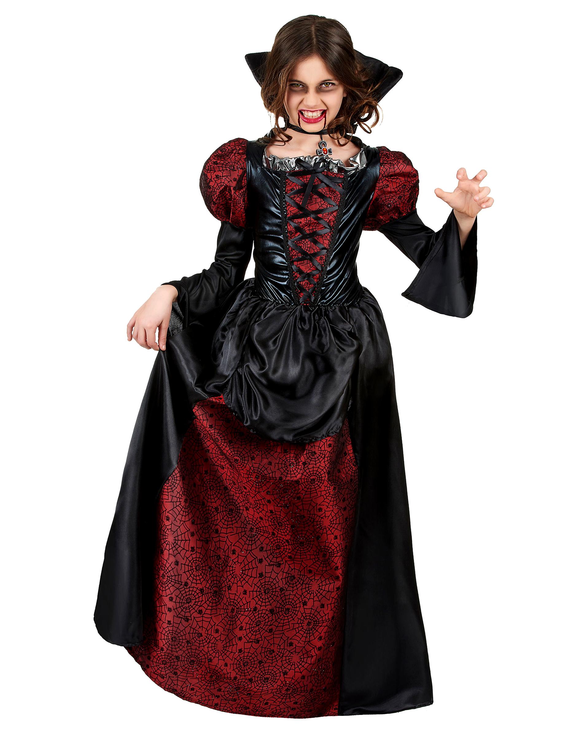 halloween utklädnad vampyr
