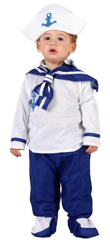 Disfraz de marinero para bebé: Disfraces niños,y disfraces ...