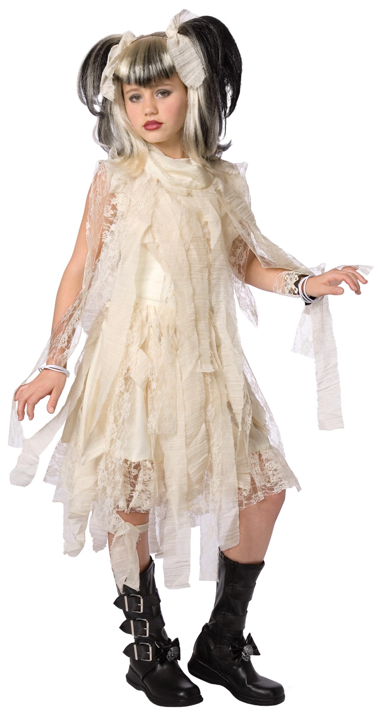 Lilla mumien - Halloweendräkt för barn 86ee87c939239