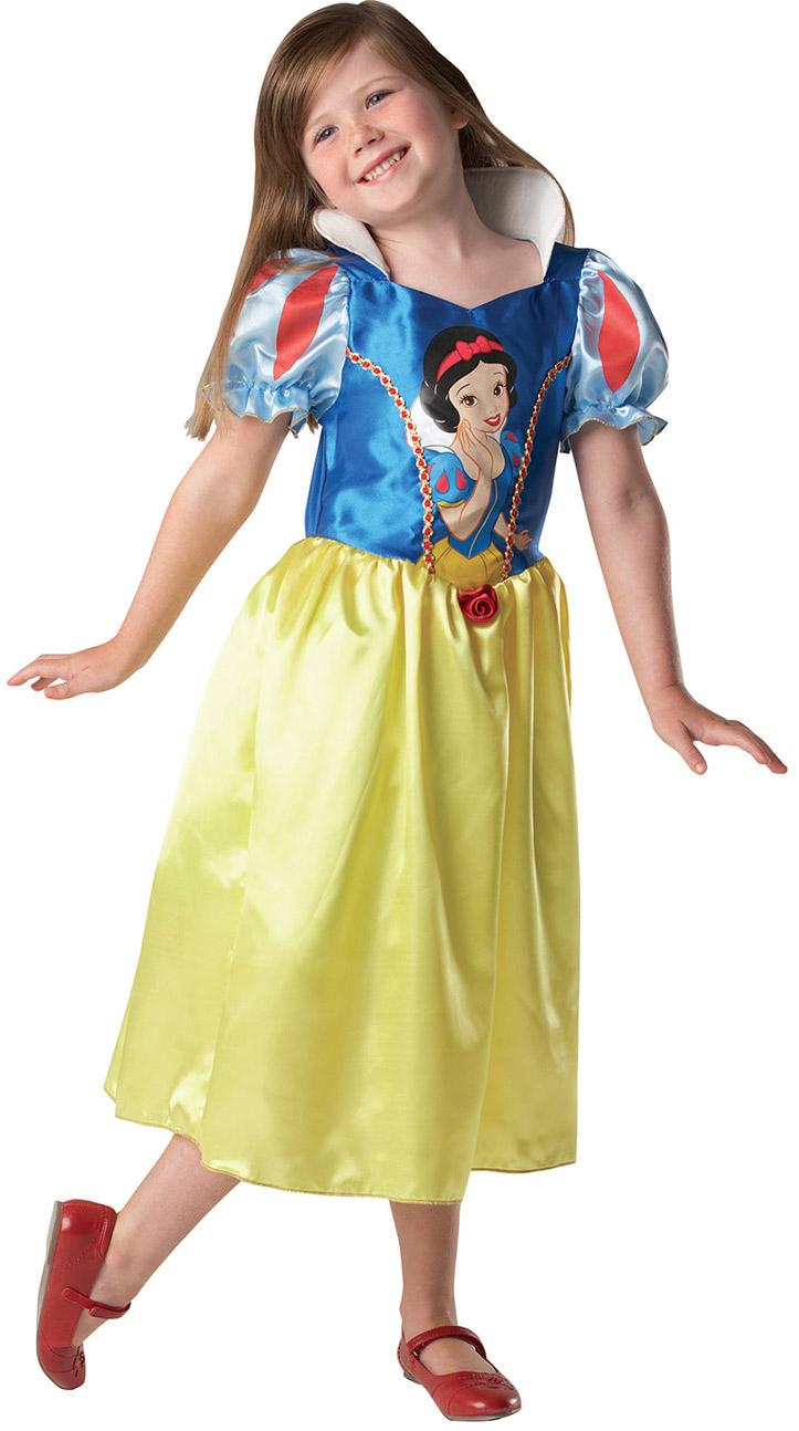 b304ddac0212 Snövit™ dräkt för barn, köp Maskeradkläder för barn på Vegaoo.se