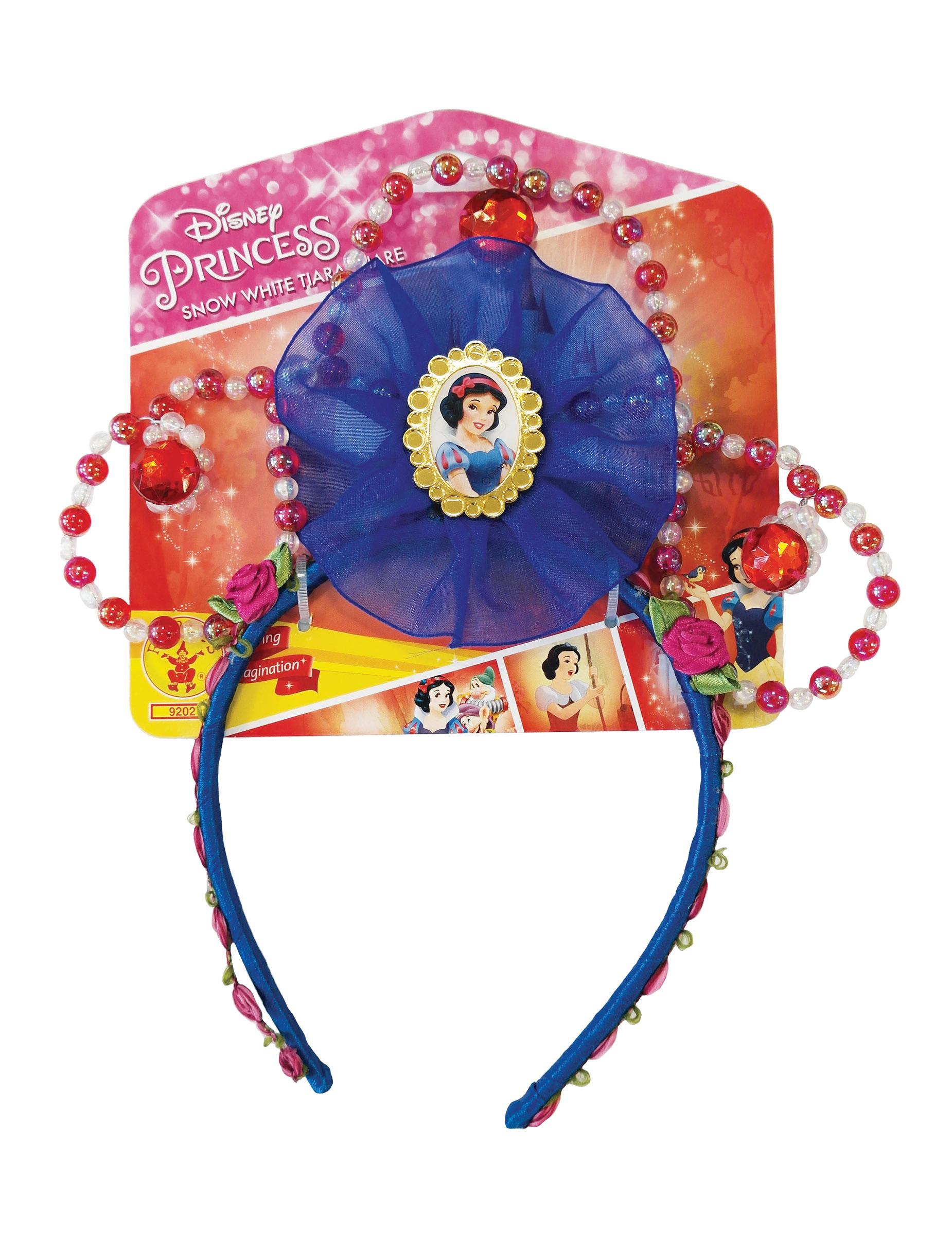 5da86ebf3d9c Tiara Snövit Disney™ barn, köp Tillbehör på Vegaoo.se