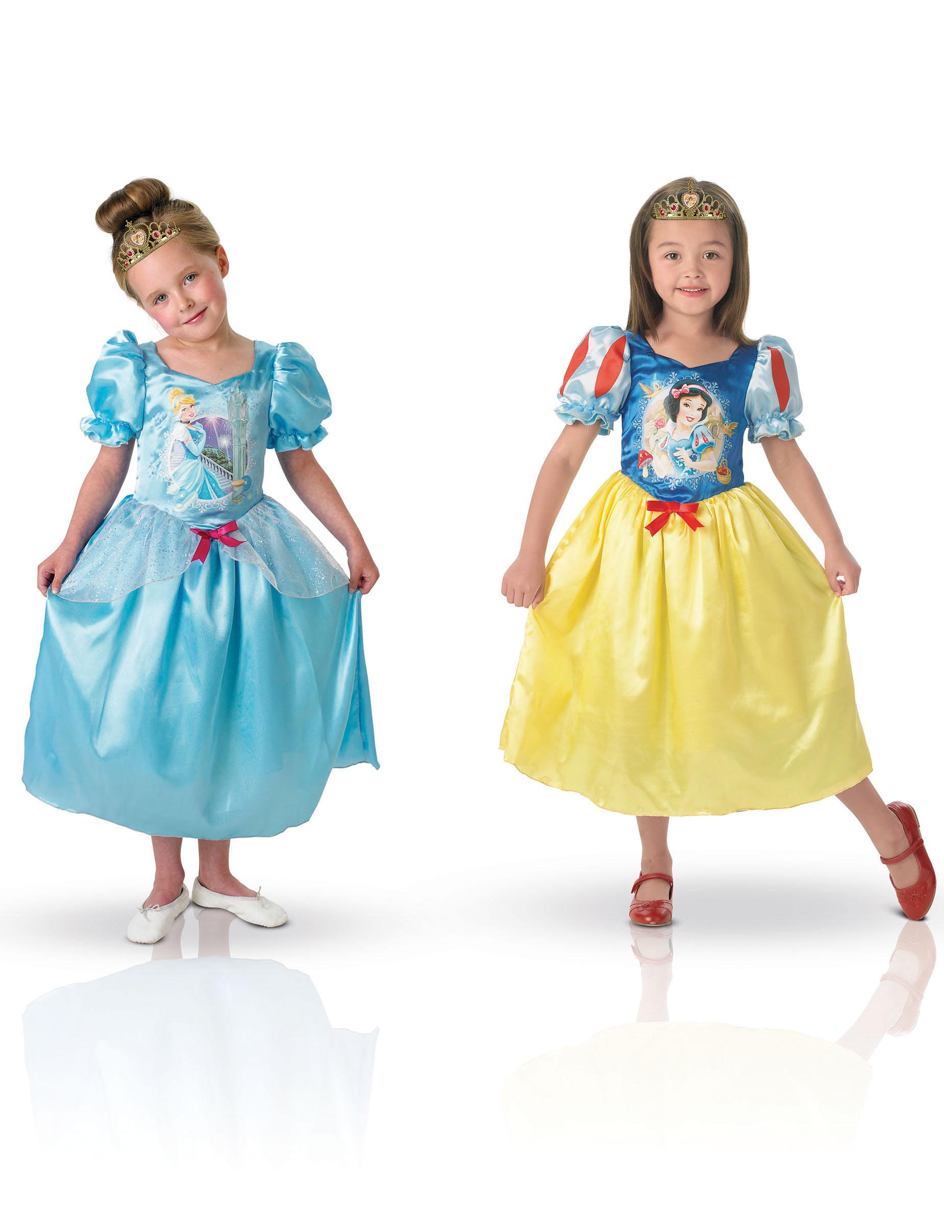 Snövit™ och Askungen™ båda i en klänning Barn 5da056381e262