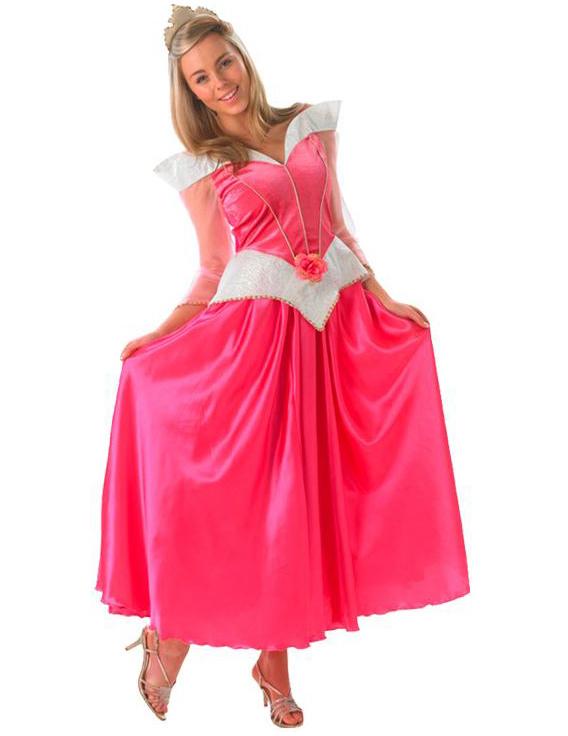 törnrosa klänning vuxen