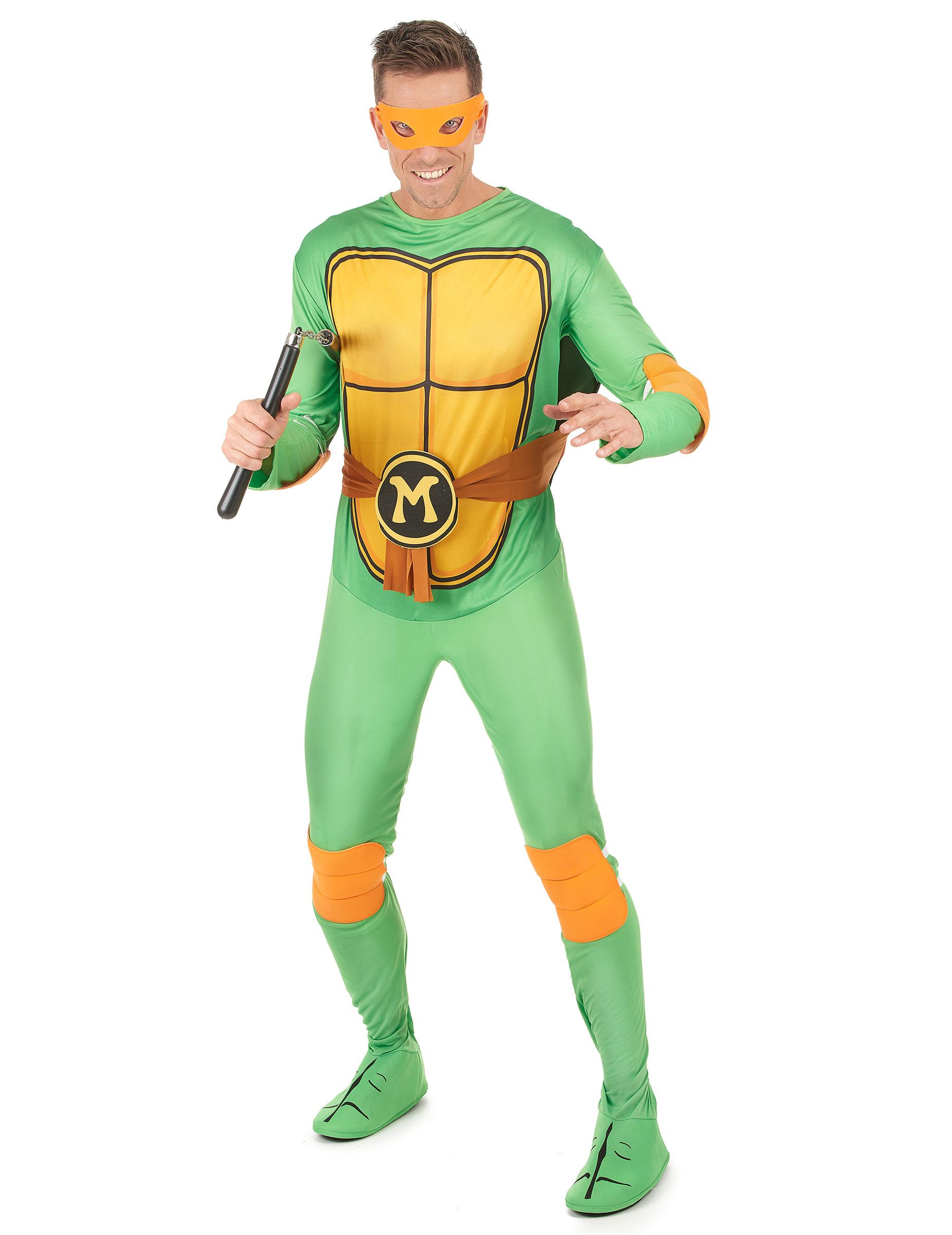 Fynda de snyggaste Turtles kostymerna för vuxna till maskeraden från ... 393daac1a2d3d