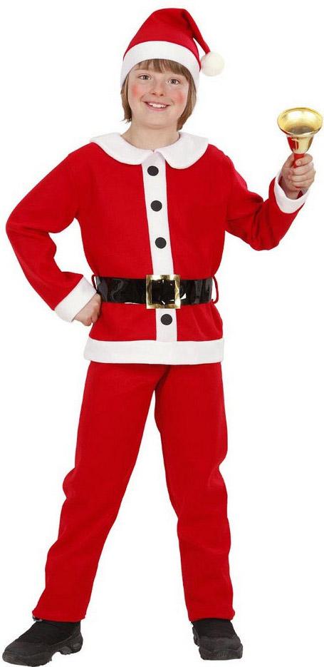 Klassisk tomtedräkt för barn - Juldräkt 42df132aaf8ef