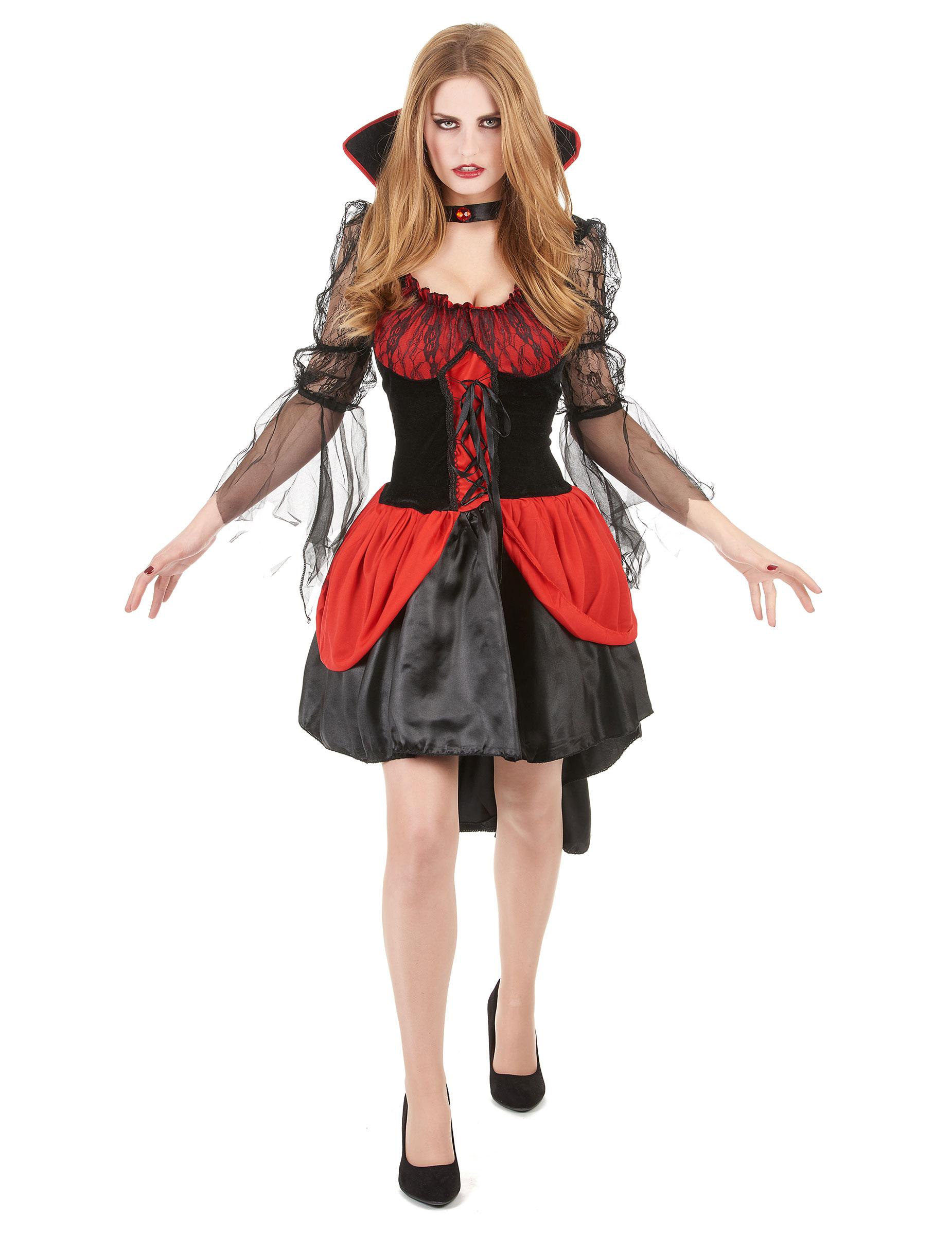 Vampyrklänning 942cf777baa16