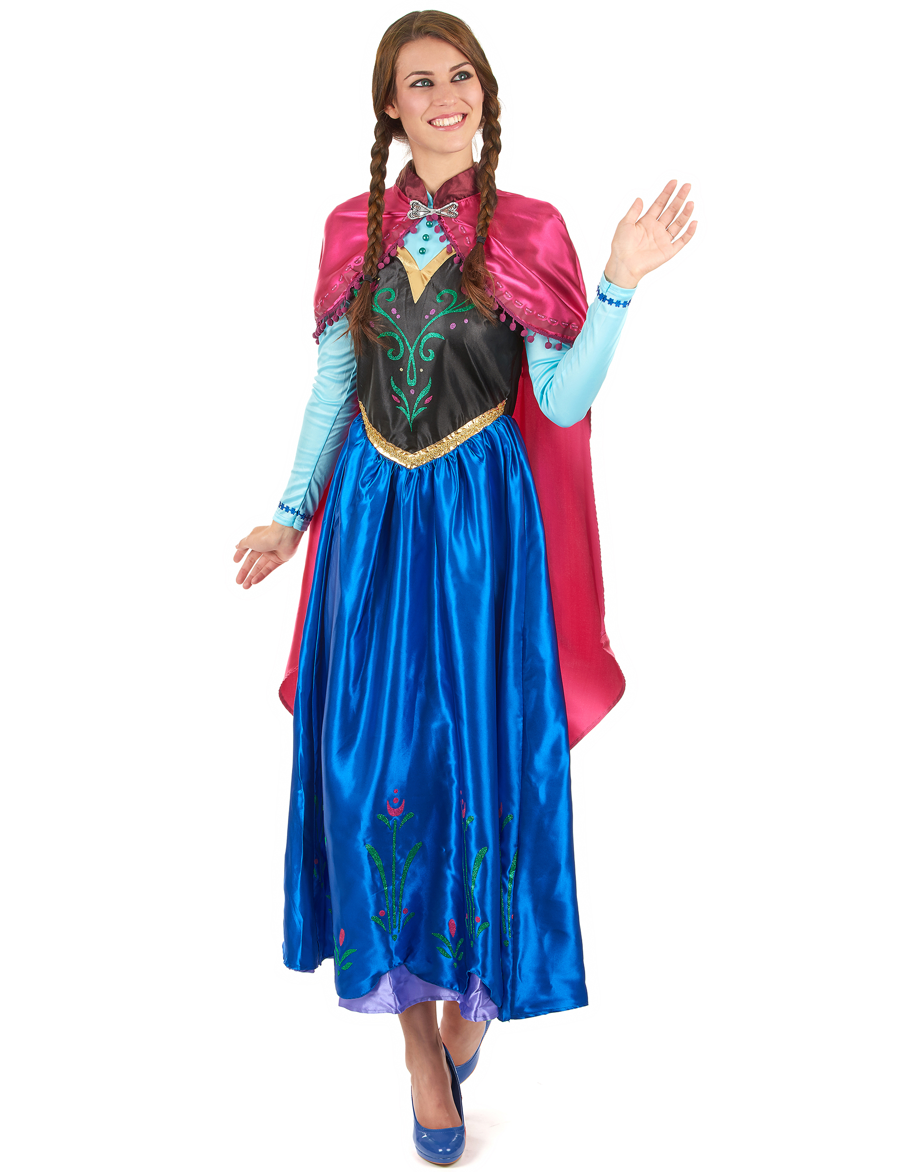 Få blått blod för en kväll! Vegaoo har prinsessklänningarna! b2ba3d4313746