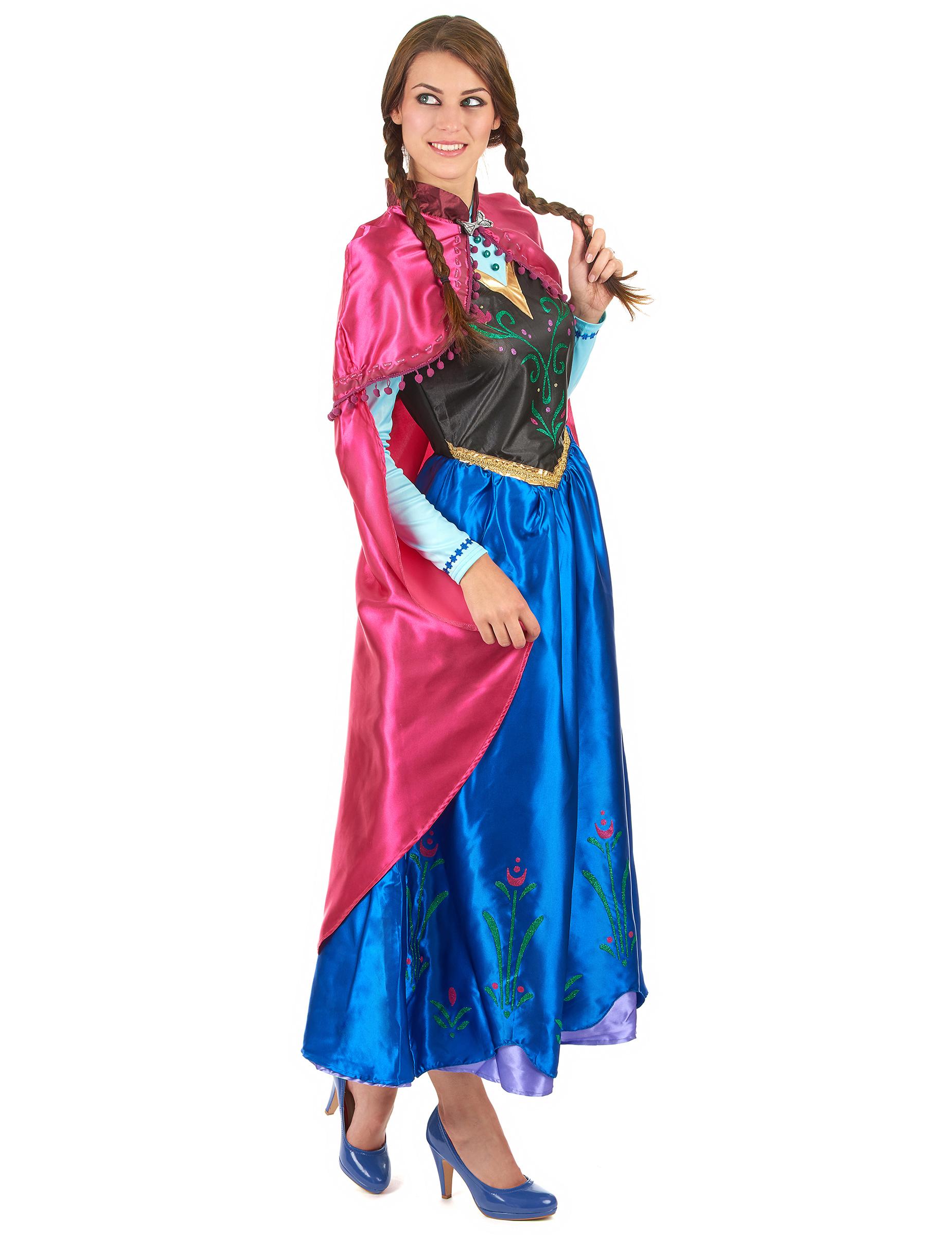 Frozen klänning vuxen 722de2328a092