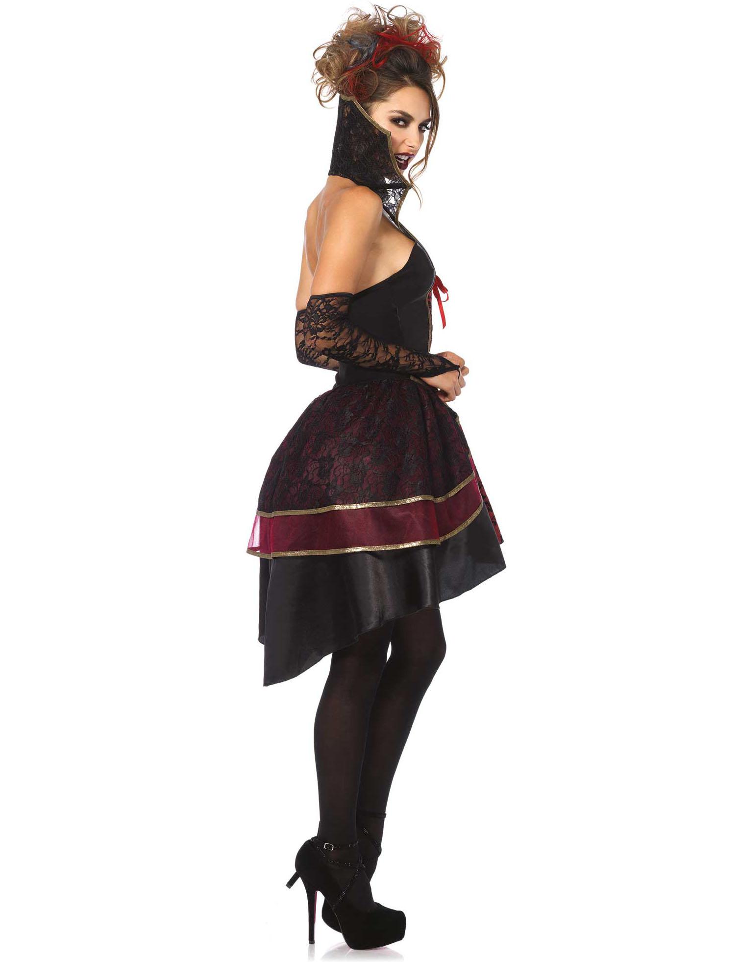 Läskig vampyr - Halloweenkostym för vuxna-2 903fb6bbfe3d3