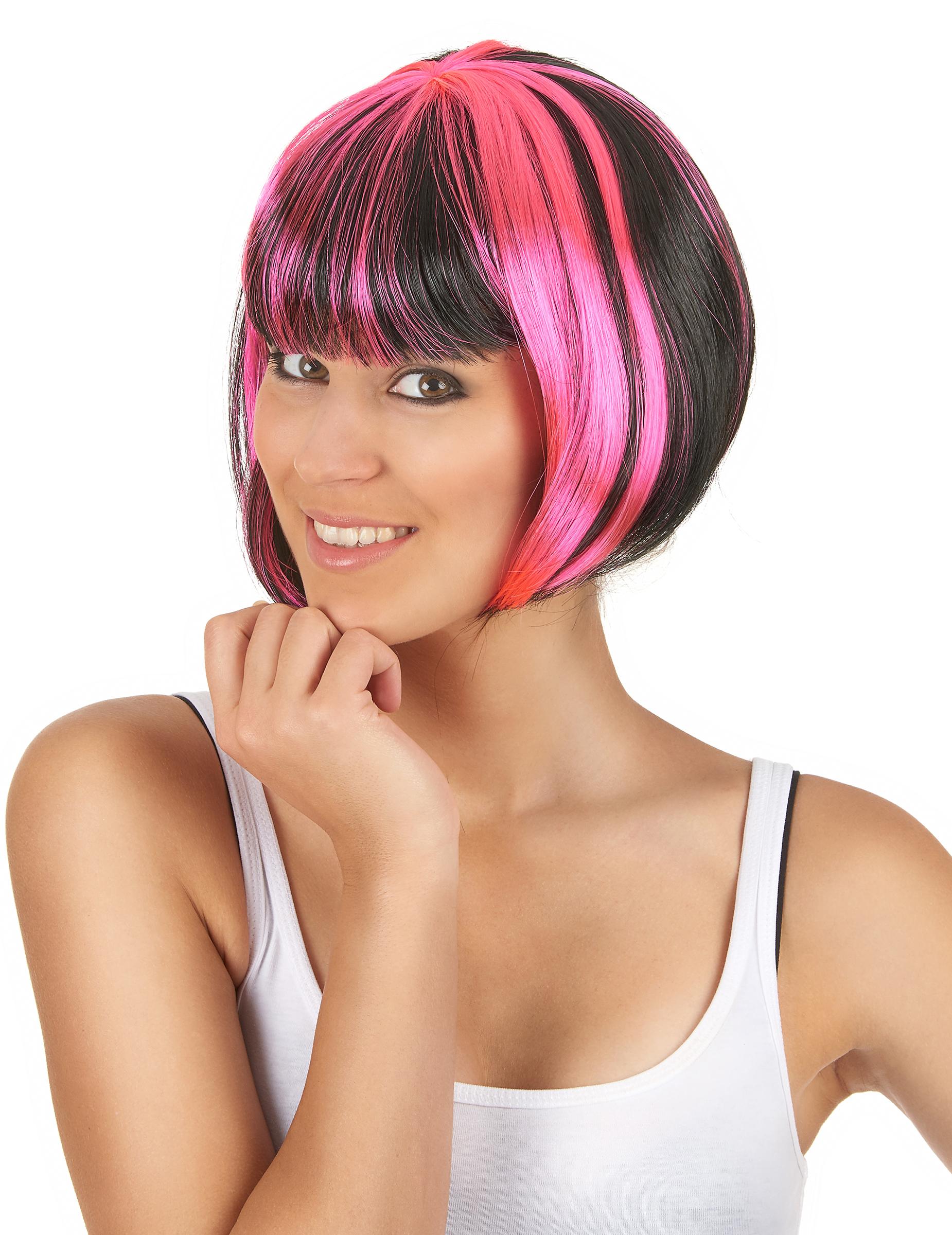 Svarta frisyrer för tonåringar