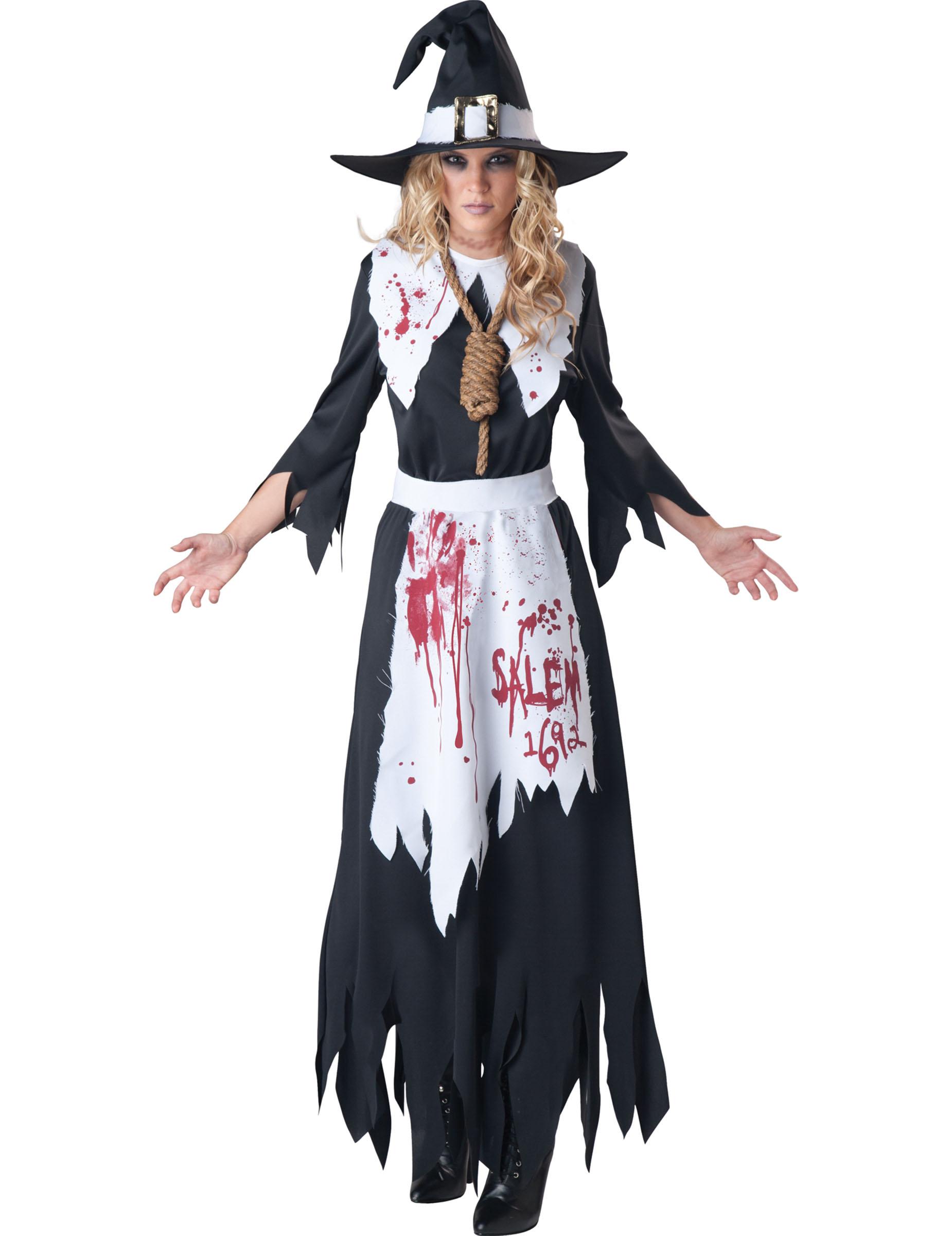 Maskeradkläder för vuxna Magi och skräck Häxor L   one-size ... 8b5ae90e0bc6c