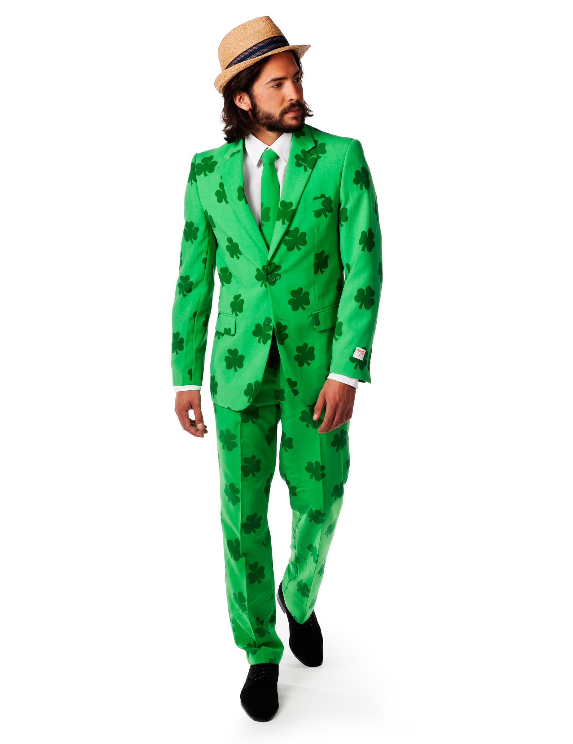 Mr Saint Patrick Opposuits™ kostym vuxen bbe08ad5c332a