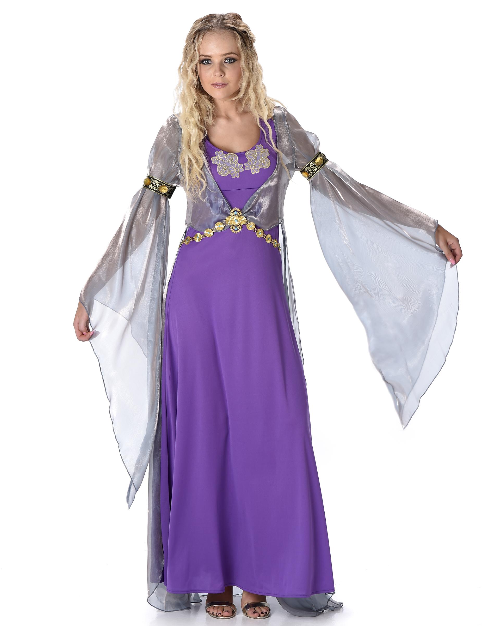 Få blått blod för en kväll! Vegaoo har prinsessklänningarna! 6229ce80c3048