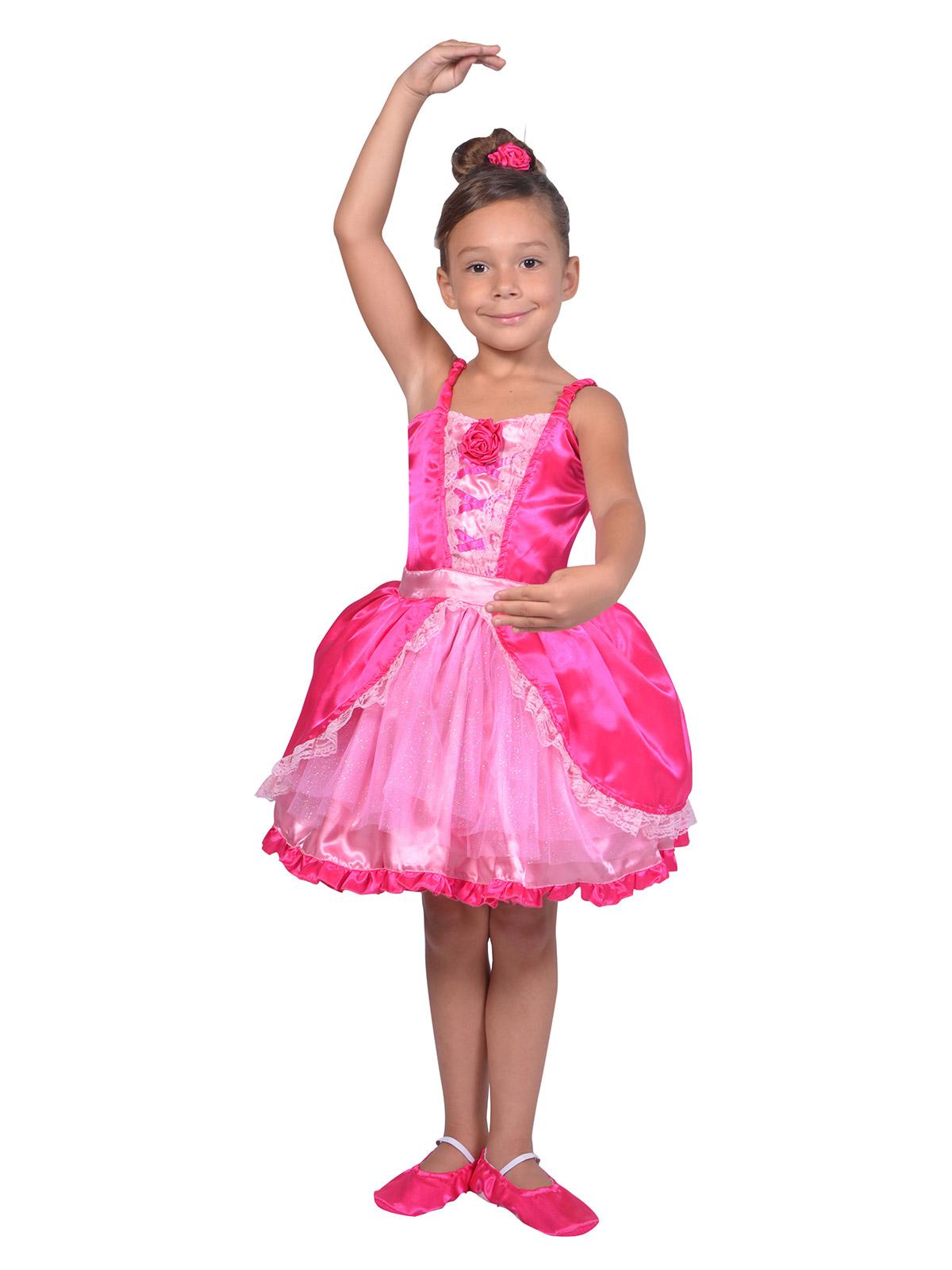 Rosa ballerina dräkt f34d4de071917
