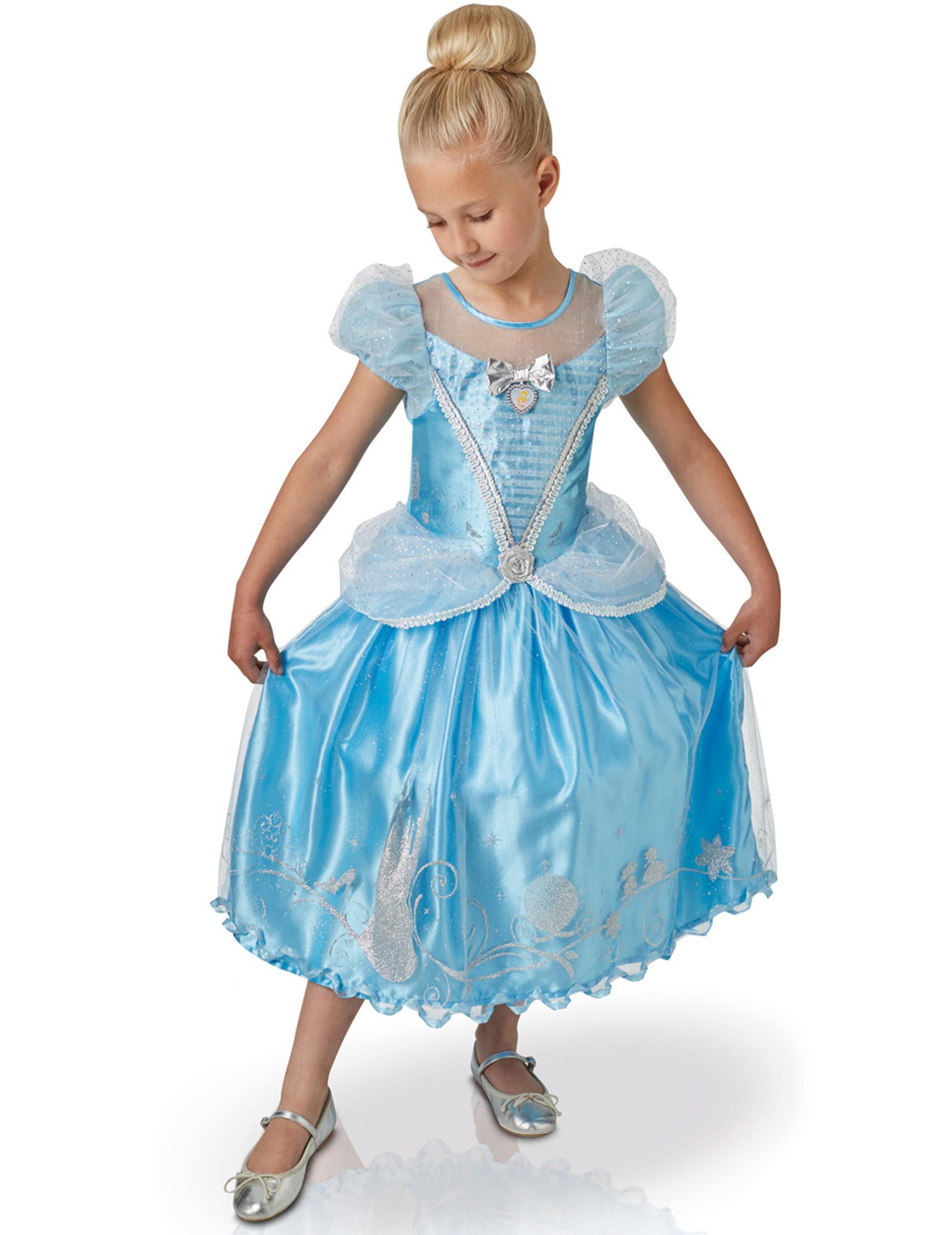 Askungens™ magiska balklänning för barn 7451b9480979f