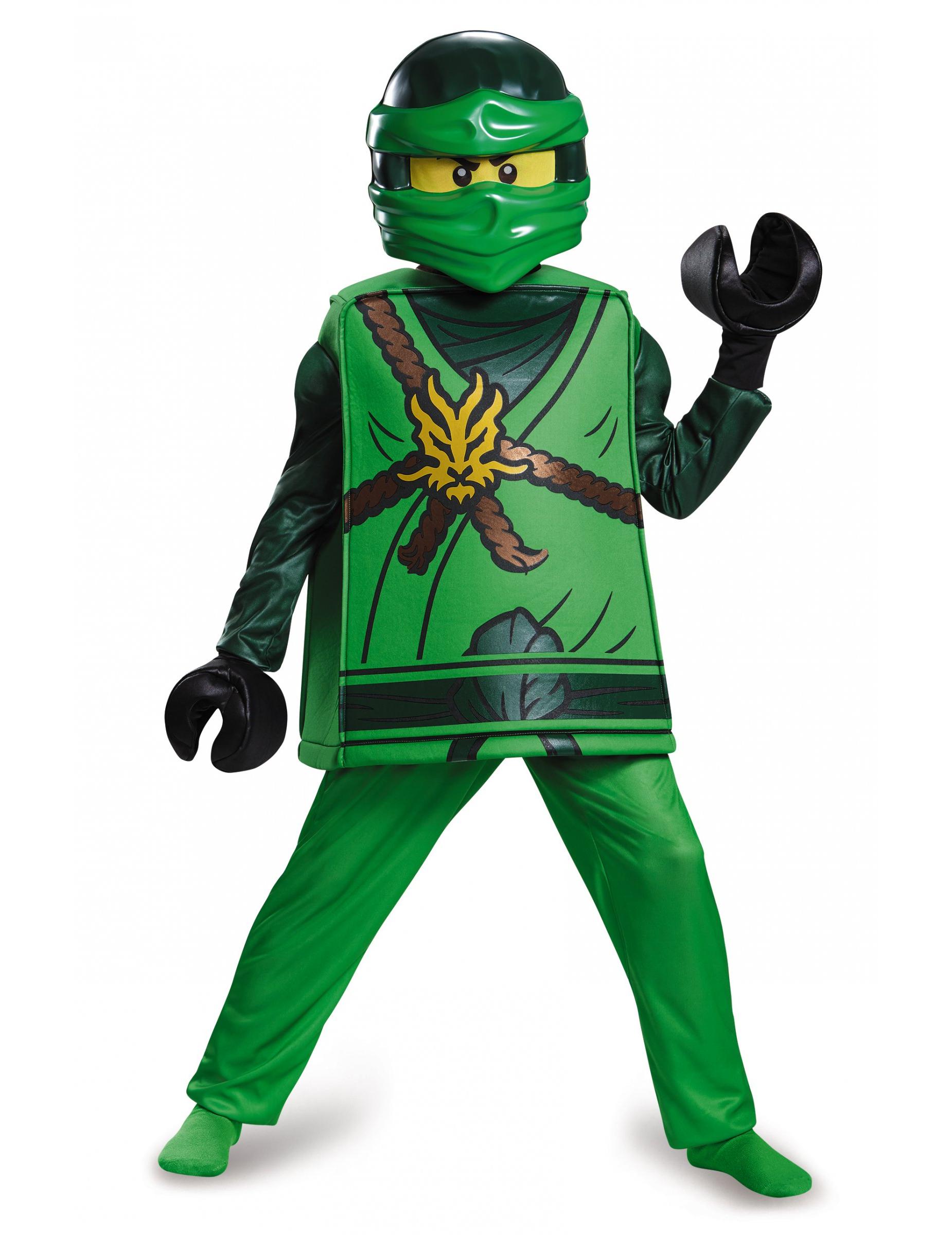 Kostym deluxe Lloyd Ninjago®- LEGO® barn a496233a1b573