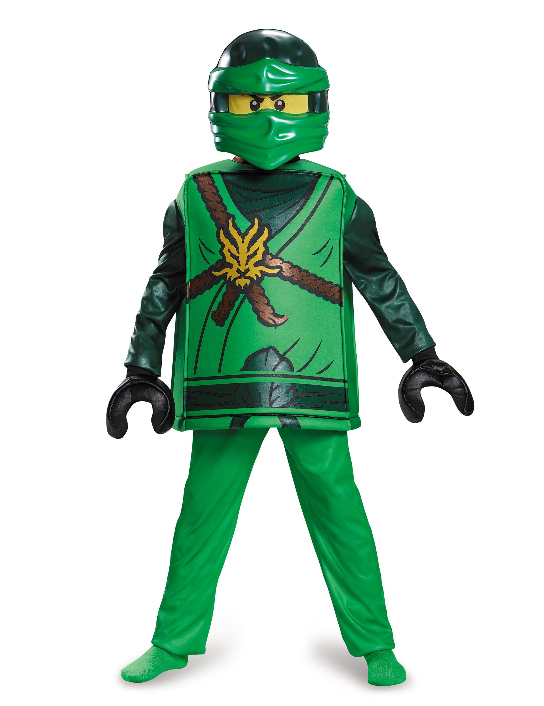 Kostym deluxe Lloyd Ninjago®- LEGO® barn-1 8b12c5cbeff6a