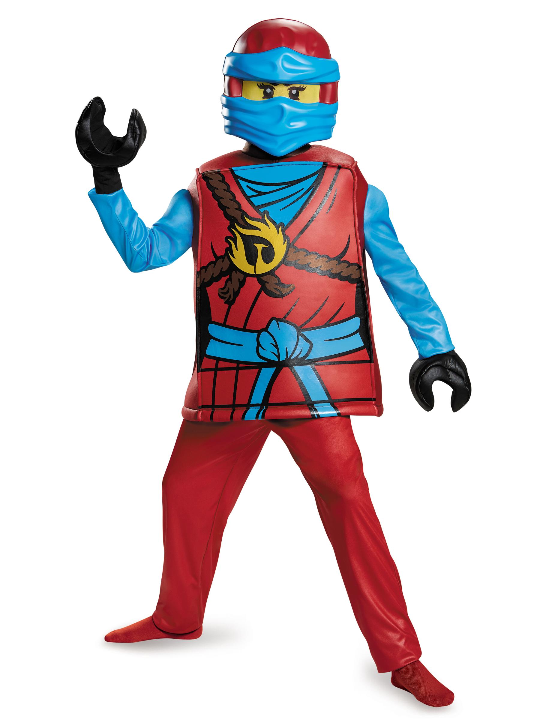 Kostym deluxe Nya Ninjago®- LEGO® barn 0f3c5af563389