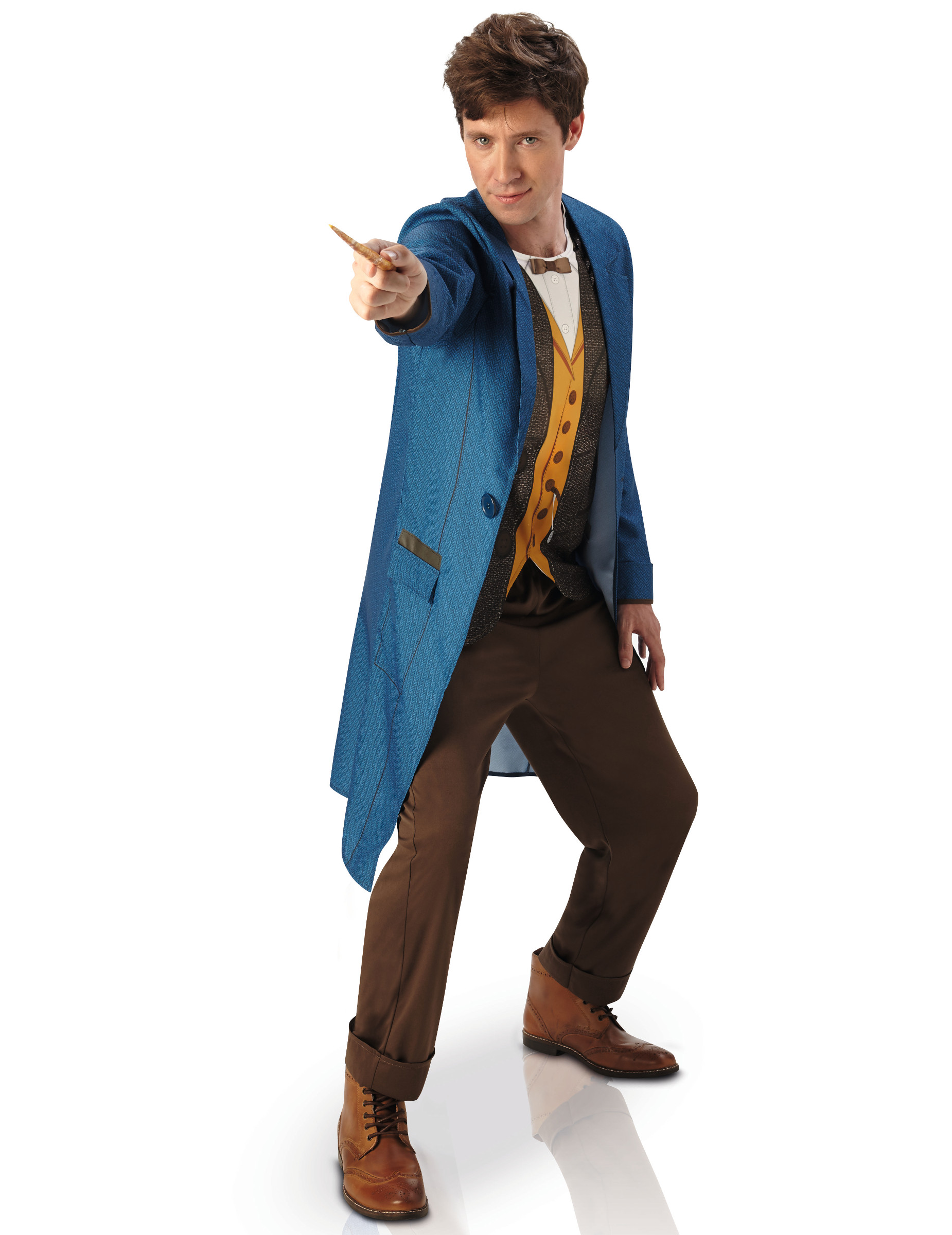 Kostym för vuxna Newt Scamander - Fantastics Beasts™ 654fc95e603c2