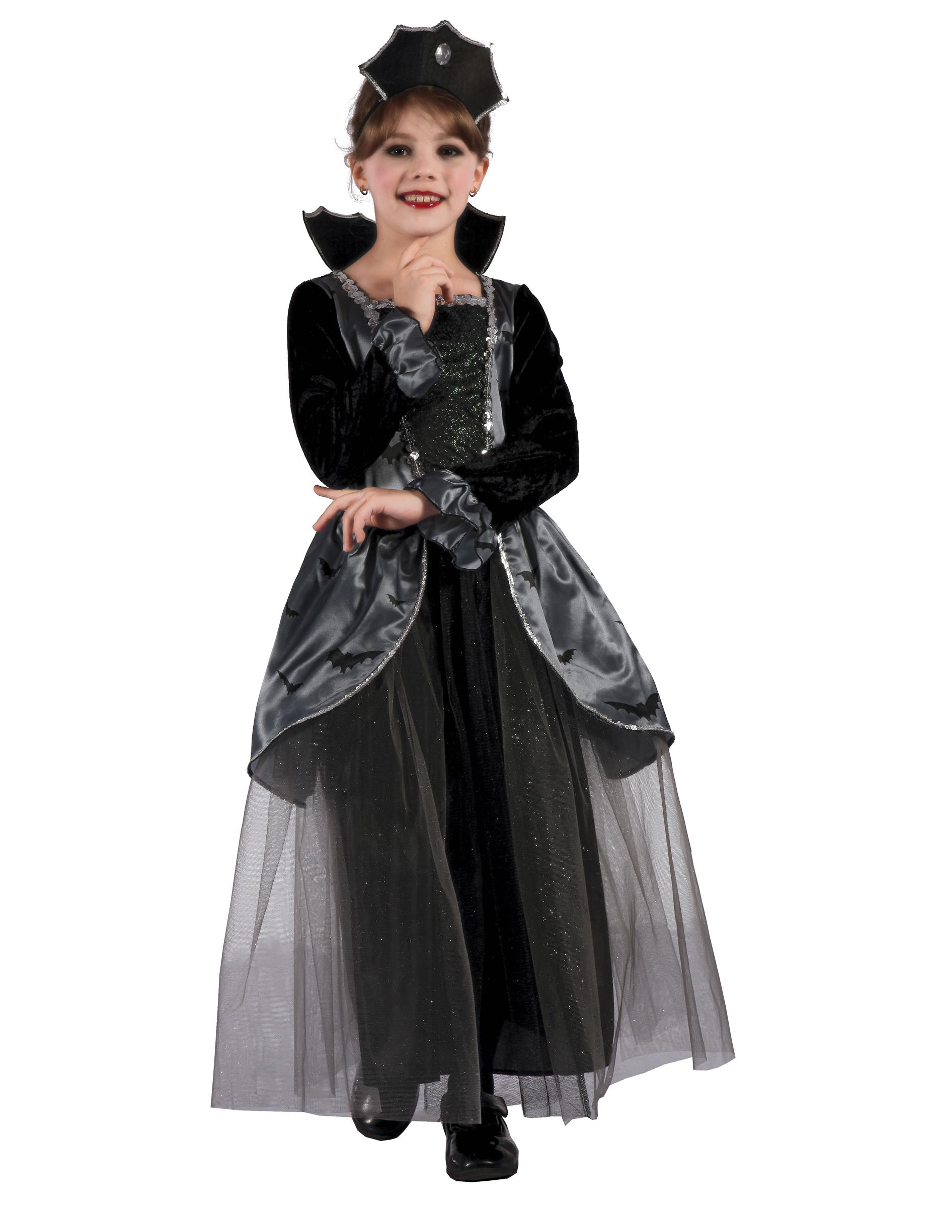 Grevinnan av fladdermössen - Halloweendräkt för barn e2c8bf0ff6990