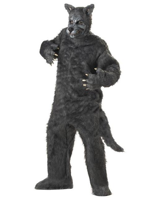 Stora stygga vargen - Maskeradkläder för vuxna 88d6e8f4de210