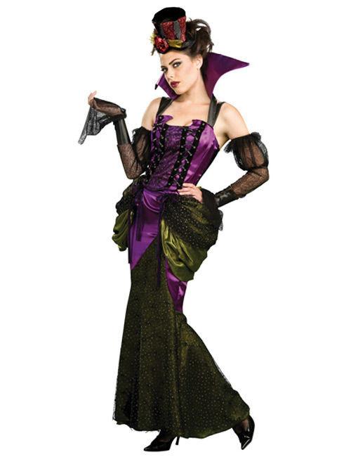 3a9ab5e5087e Viktoriansk vampyr - Maskeradkläder för vuxna, köp Maskeradkläder för vuxna  på Vegaoo.se