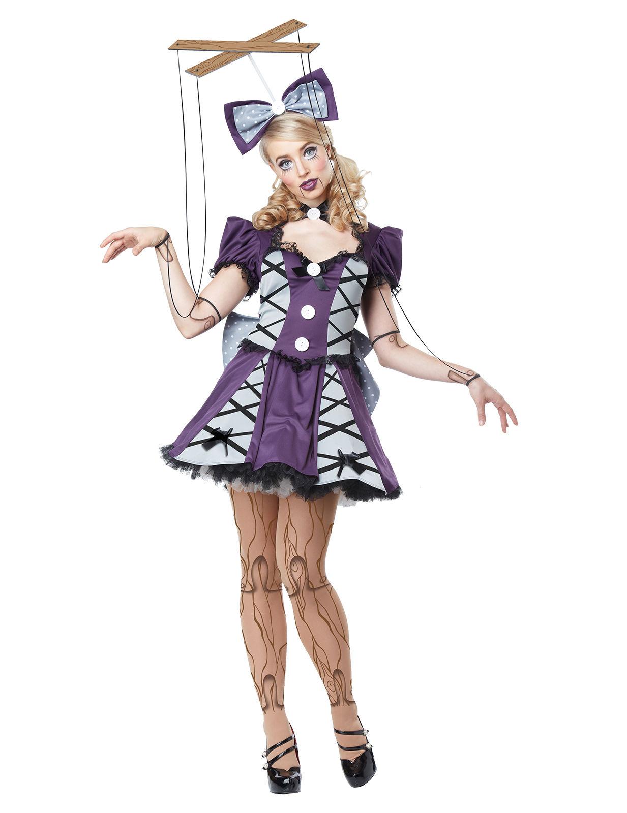 Söt marionett - Halloweenkostym för vuxna 7ff4a7c4d05c4