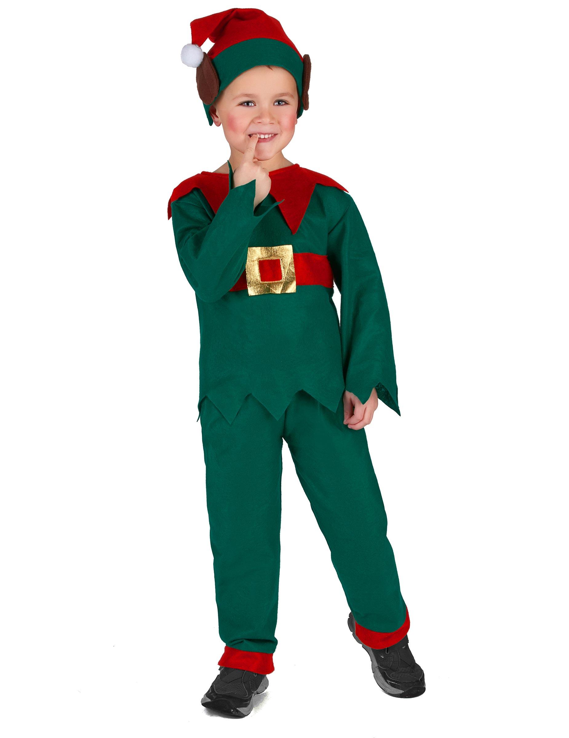 Tomtenissedräkt för barn till jul-2 0390c280493f4