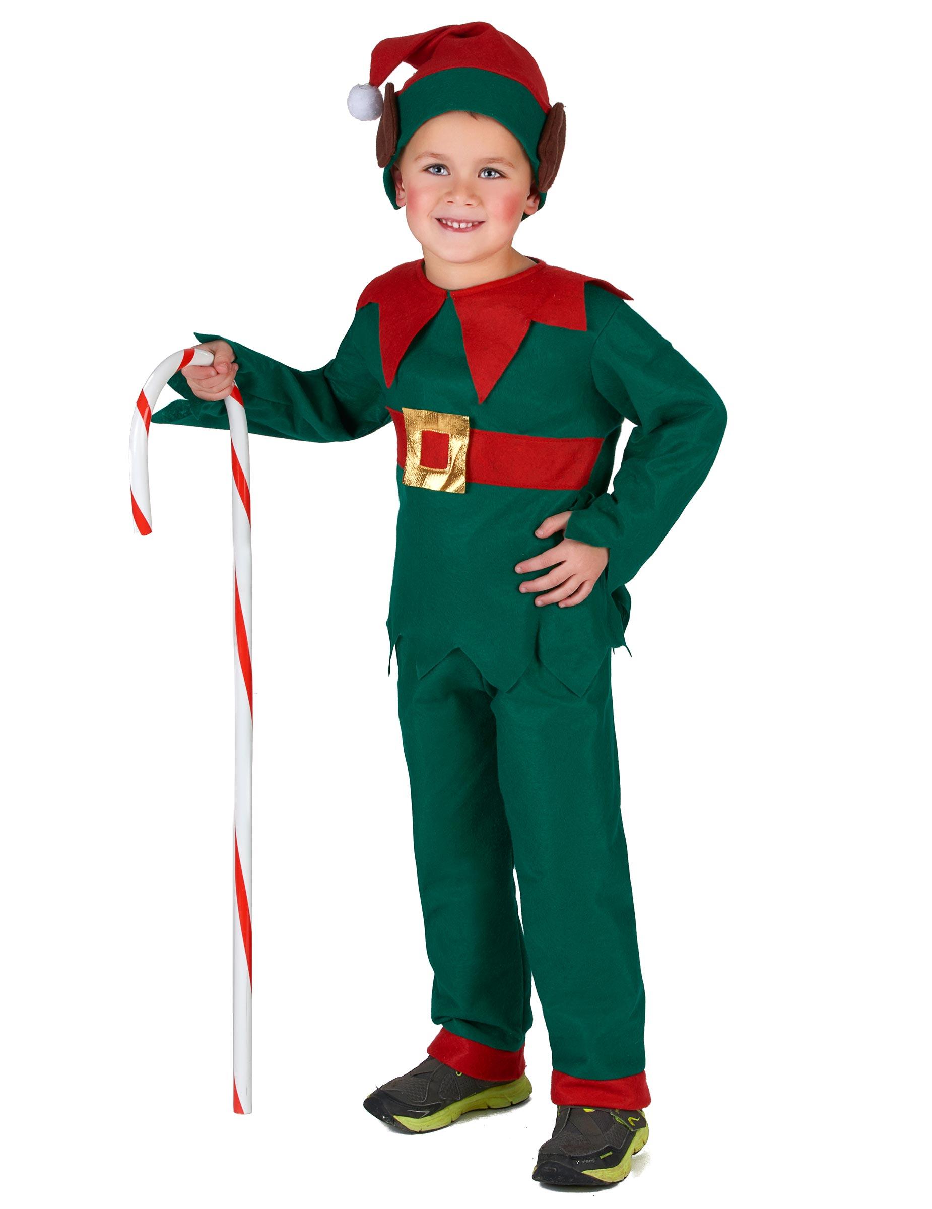 Tomtenissedräkt för barn till jul-3 1447325de48b0