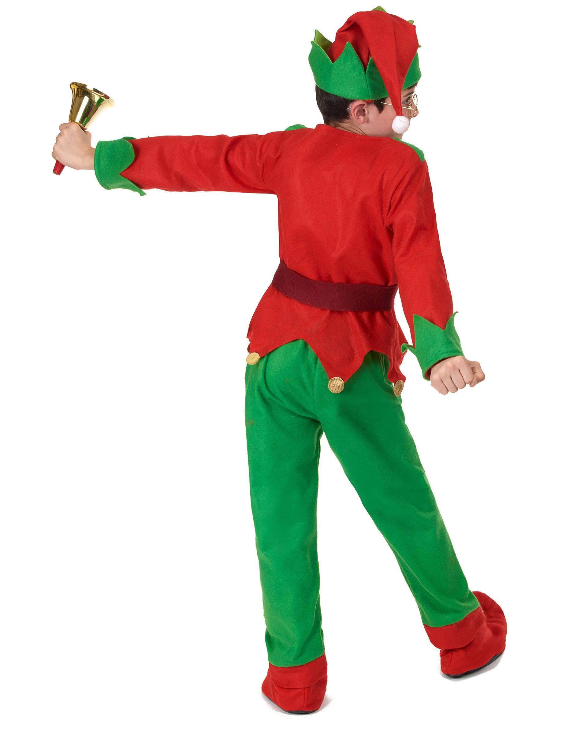 Busig tomtenisse - Maskeraddräkt för barn till jul-3 b6115783c6ee5