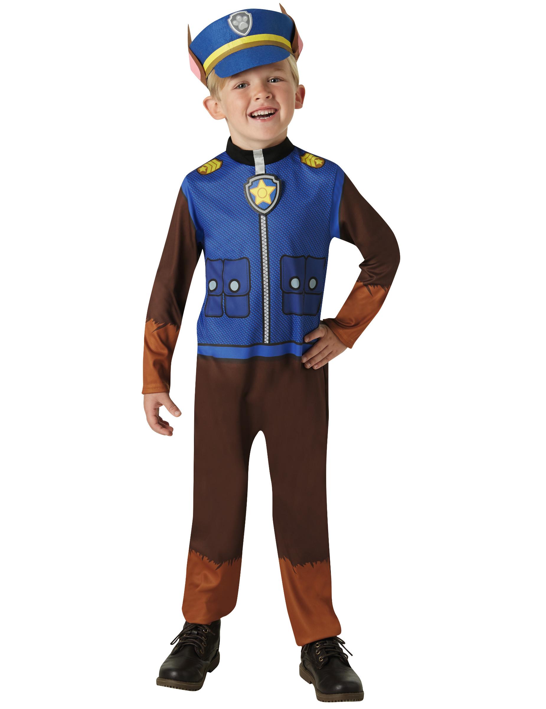 Chase från Paw Patrol™ - Maskeraddräkt för barn-1 635ba4af840a4