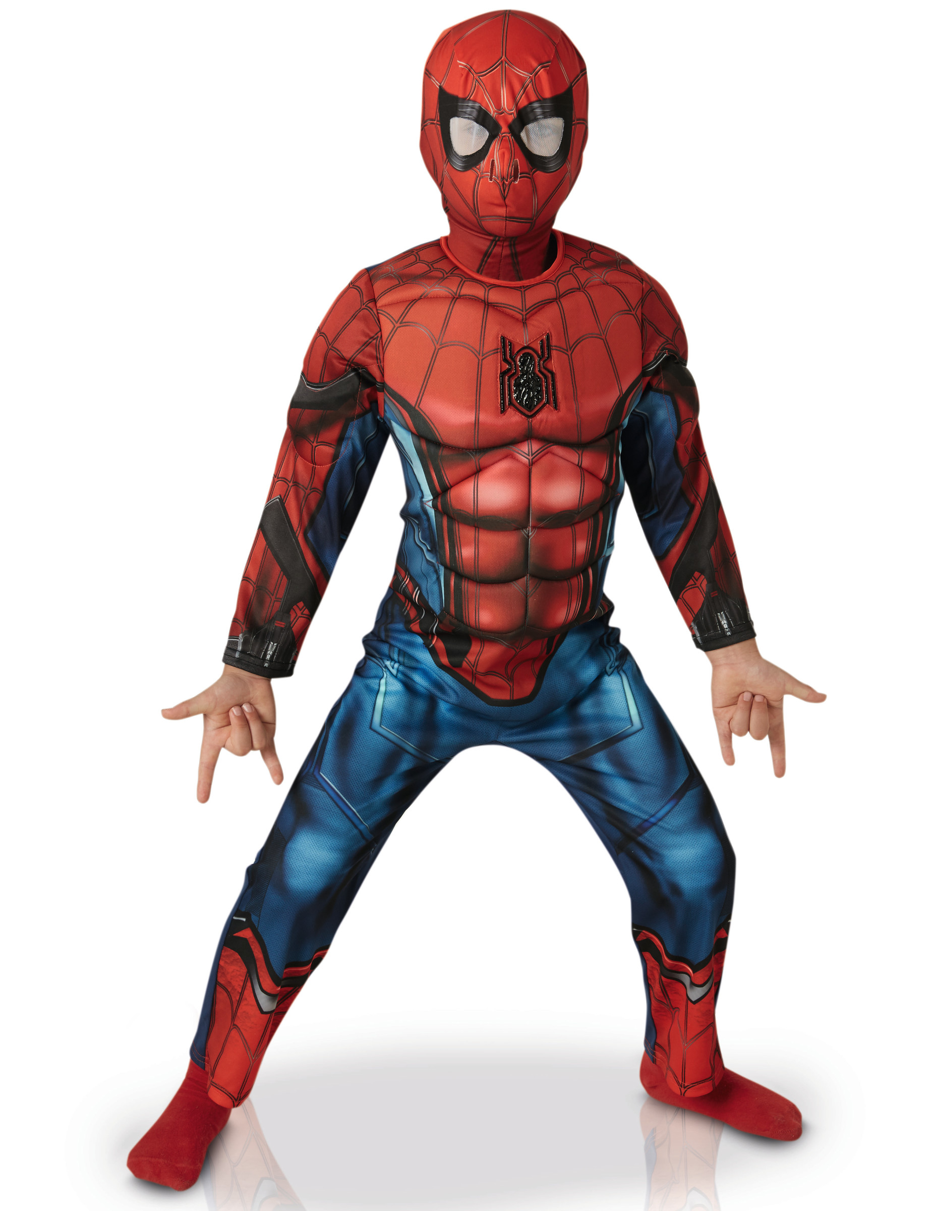 Spider-man™ Homecoming - Lyxig Maskeraddräkt för barn 26e10c985b0e3