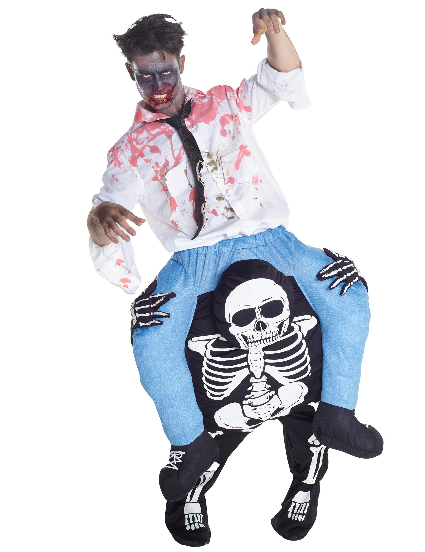 Rider på ett skelett - Carry me till Halloween 6e3e312165103