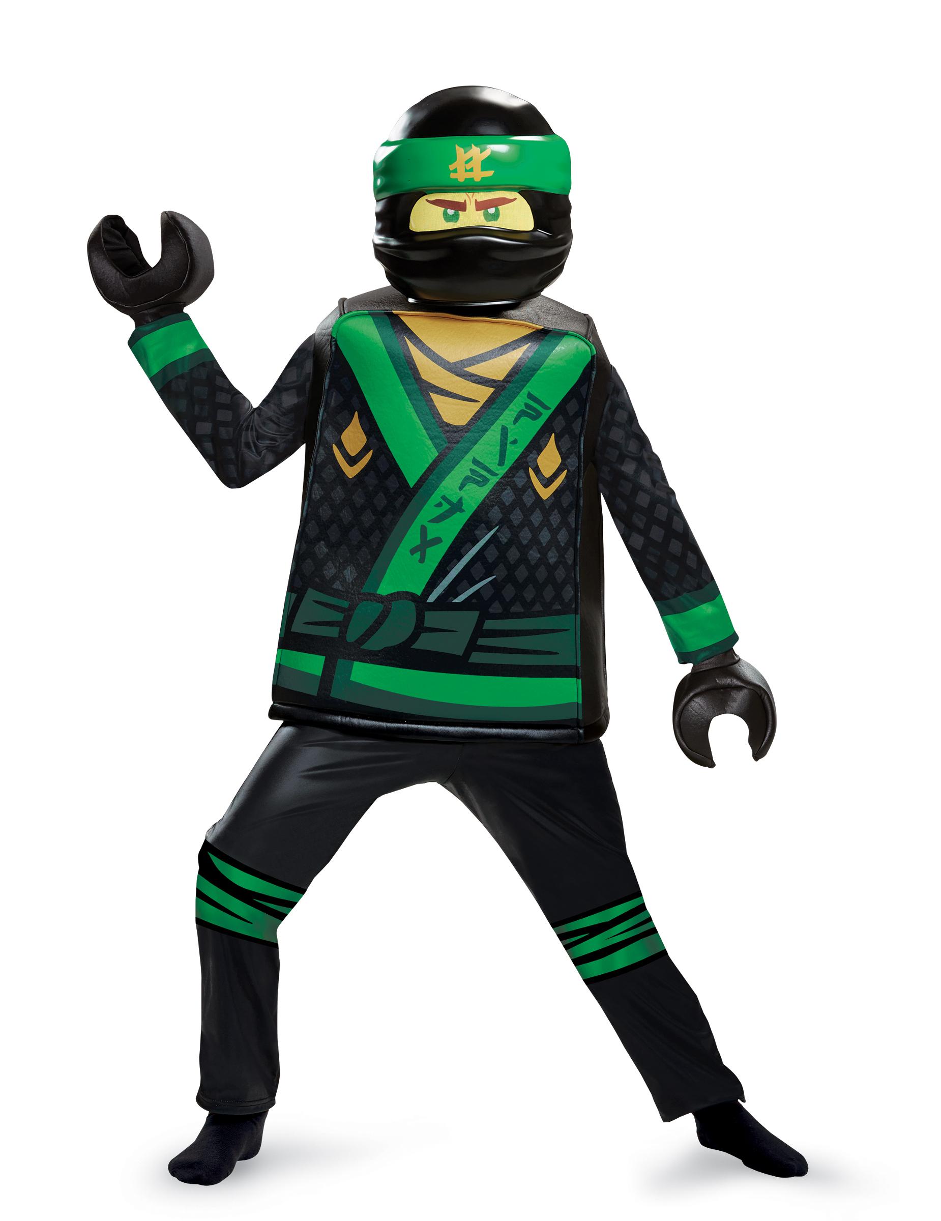 Lyxig Lloyd Ninjago® dräkt för barn från Lego®-1 d6eab0cd19622