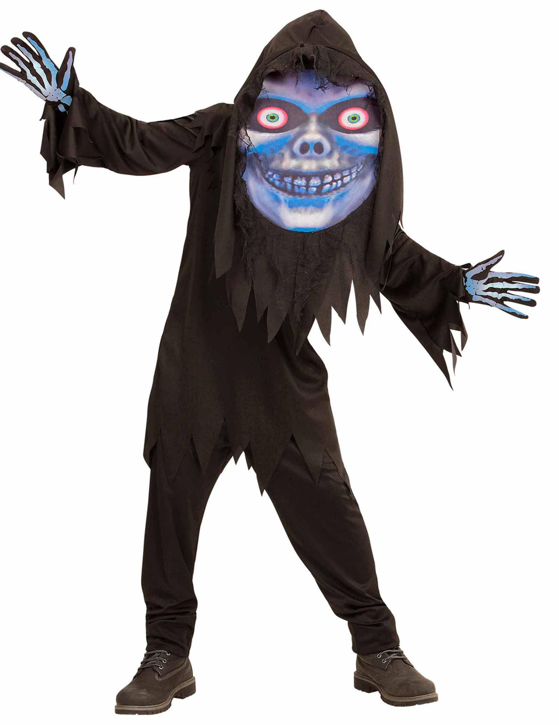 Liemannen med stort huvud - Halloweenkostym för tonåringar d8b1040abe8e5