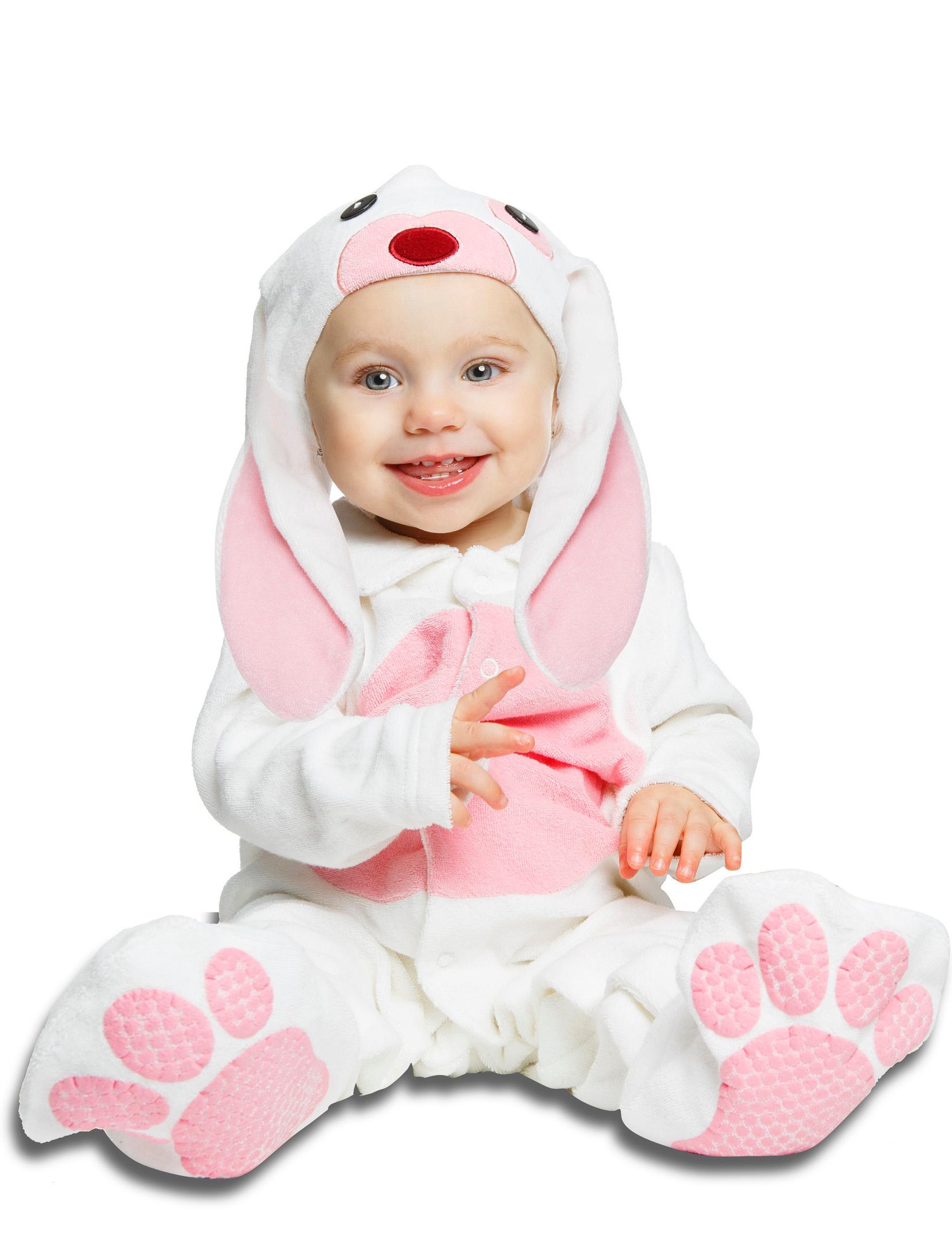 Lyxig rosa kanin - Maskeraddräkt för bebisar 6385021ff736e