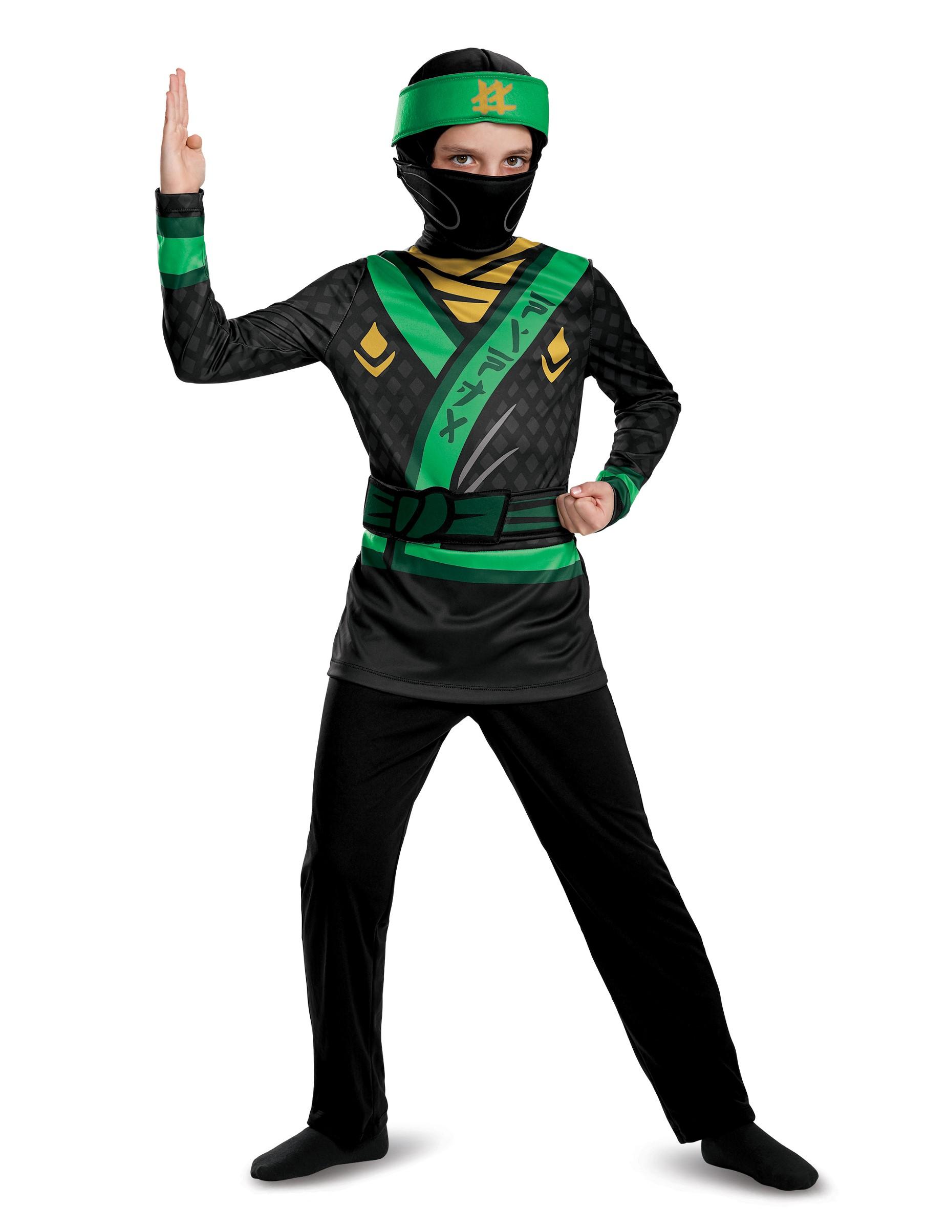 Lloyd från Ninjago™ - Maskeraddräkt för barn från Lego® 5723928a78816