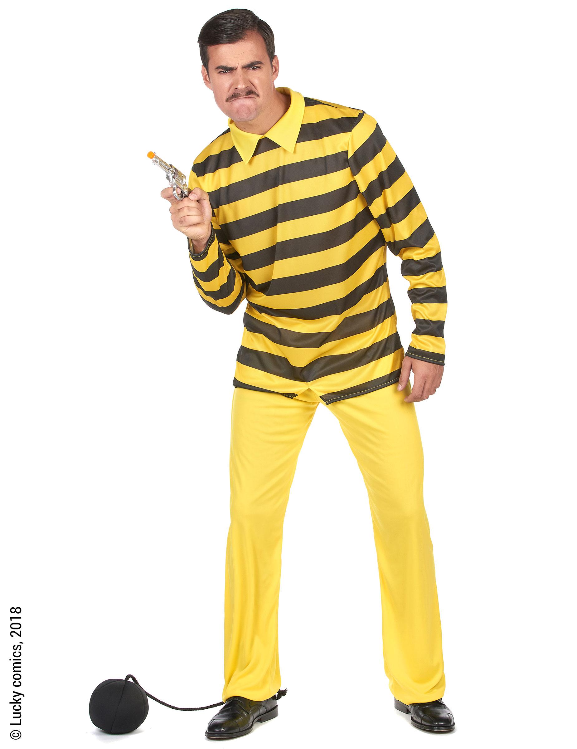 Dalton från Lucky Luke™ - Maskeraddräkt för vuxna ee8bdb218906f