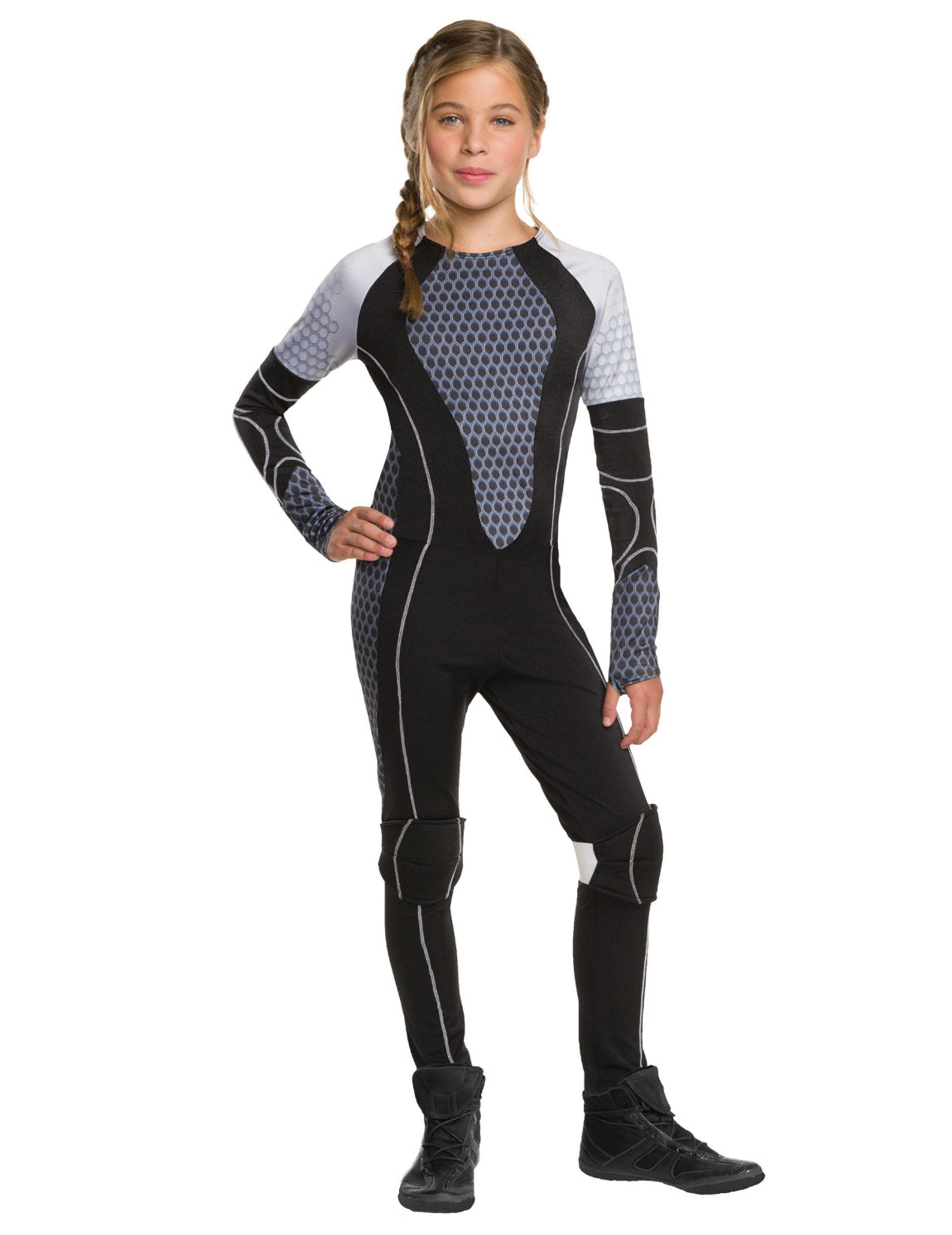 Katniss från Hunger Games™ - Maskeradkläder för barn 9c0aee31c70c5